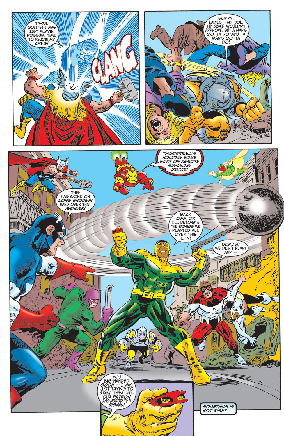 Read online Avengers (1998) comic -  Issue #16 - 20