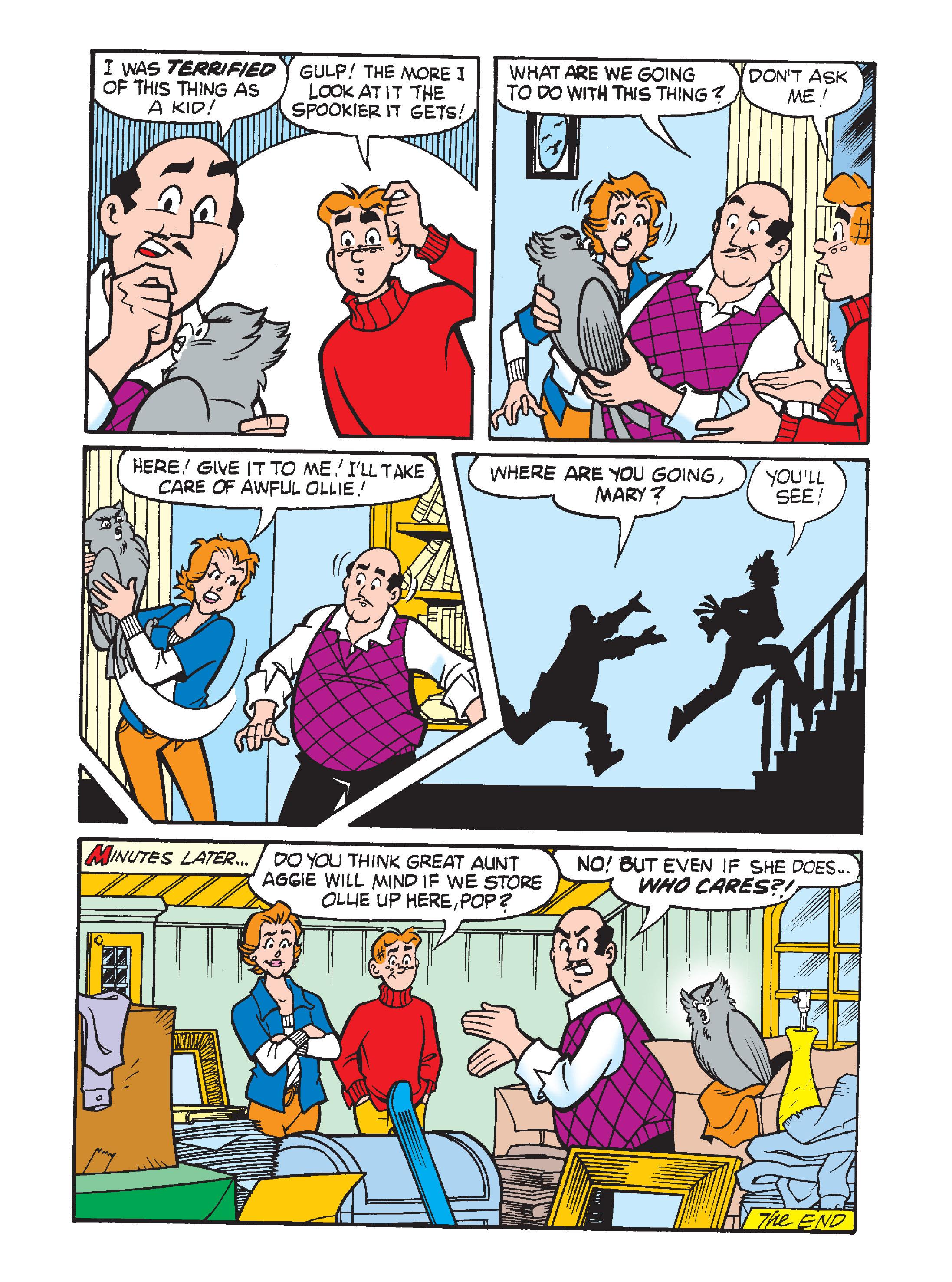 Read online Archie 1000 Page Comics Bonanza comic -  Issue #1 (Part 2) - 88