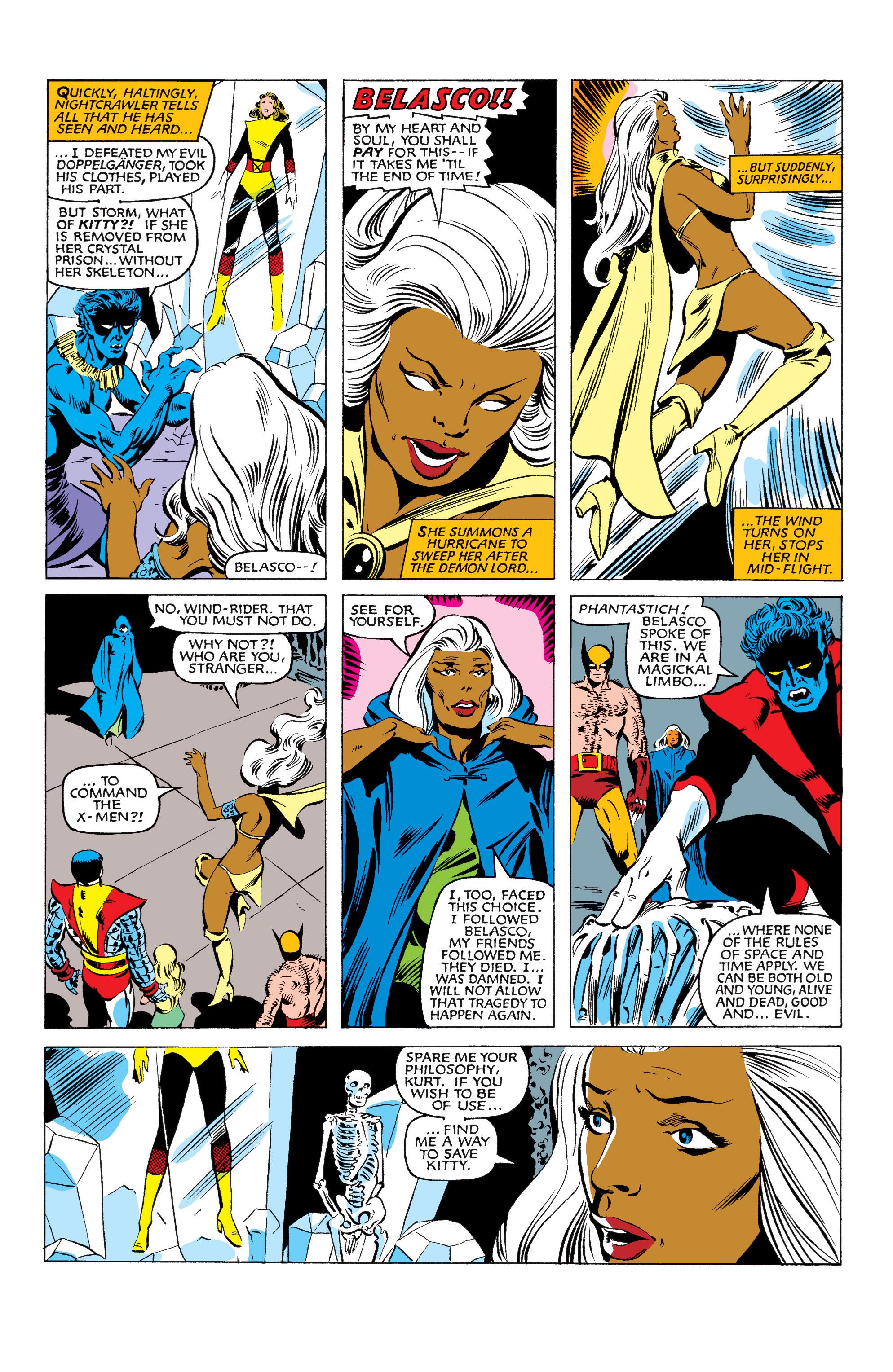 Read online Uncanny X-Men (1963) comic -  Issue #160 - 19