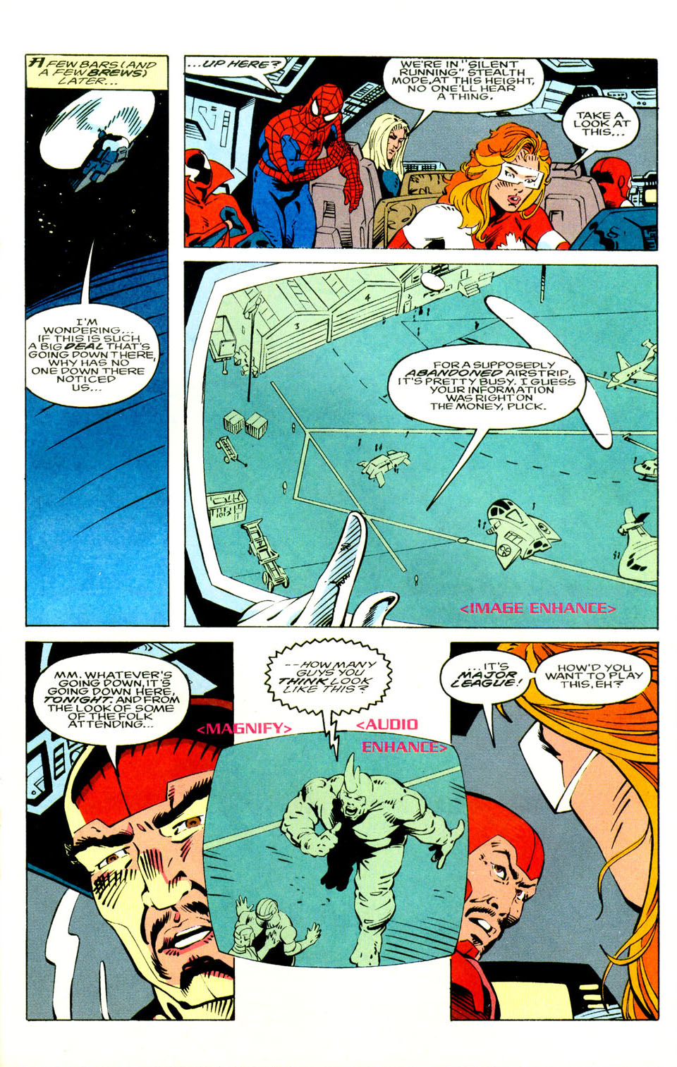 Read online Alpha Flight (1983) comic -  Issue #121 - 12