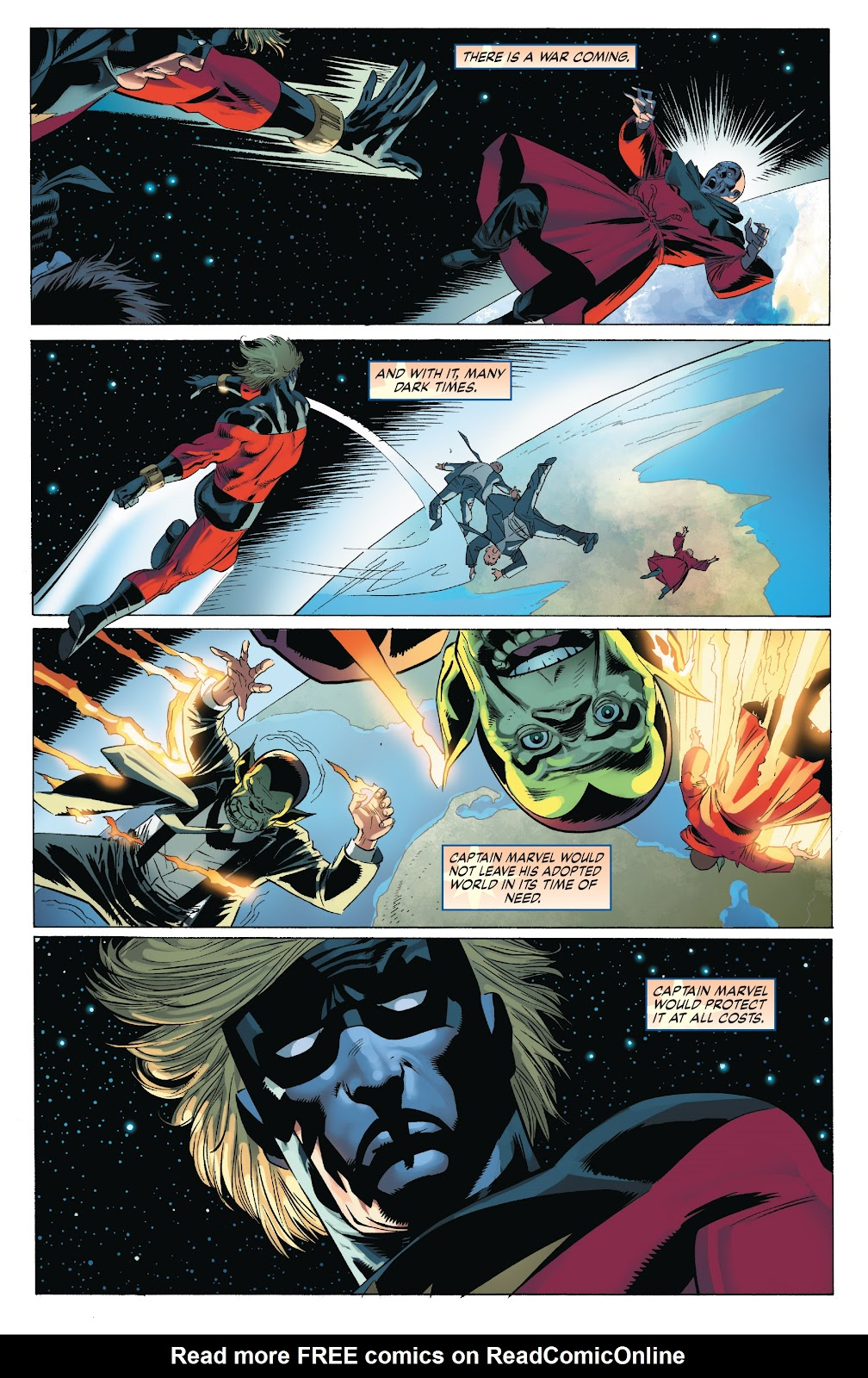 Read online Secret Invasion: Rise of the Skrulls comic -  Issue # TPB (Part 4) - 70