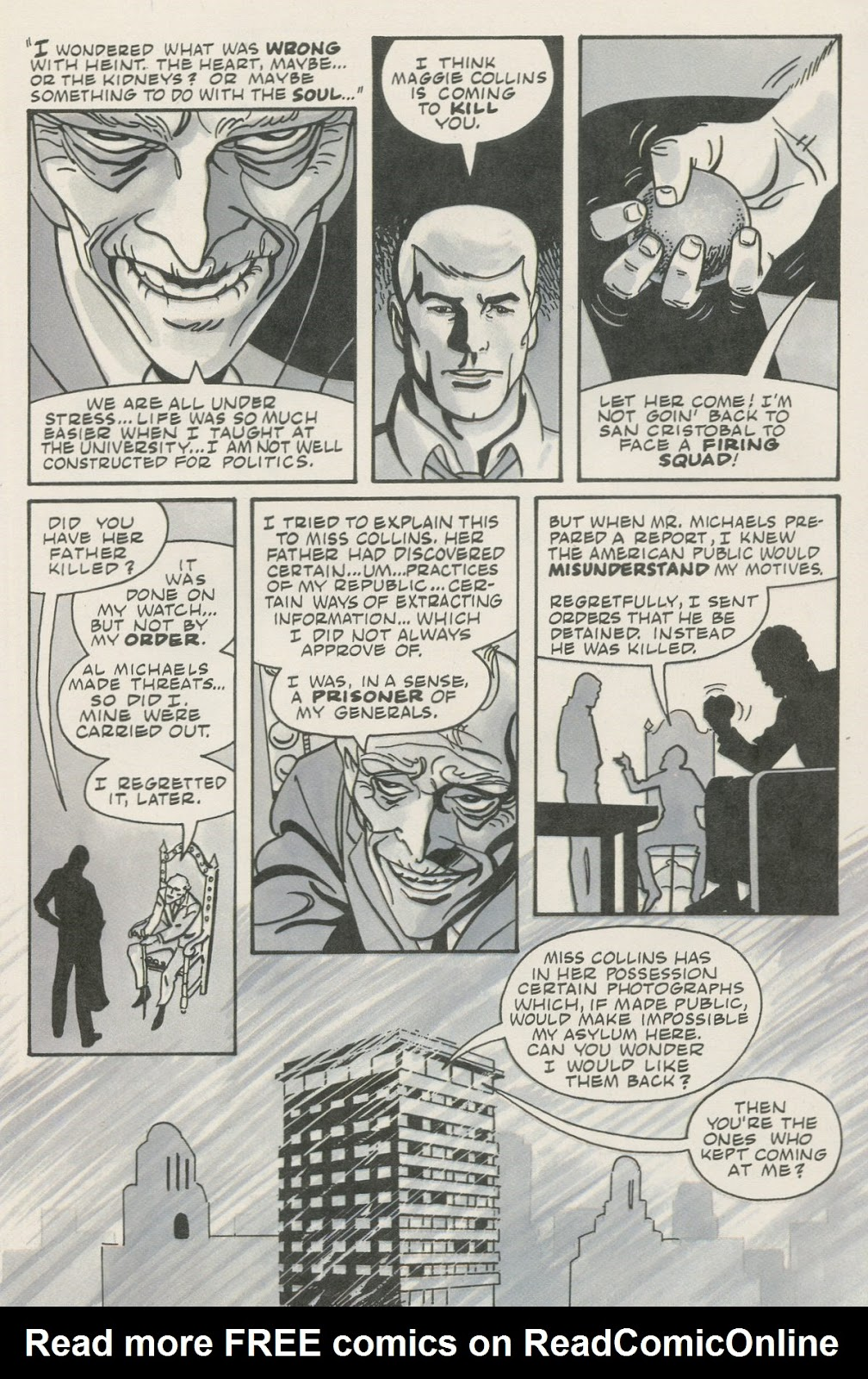 Jonny Quest (1986) issue 18 - Page 21