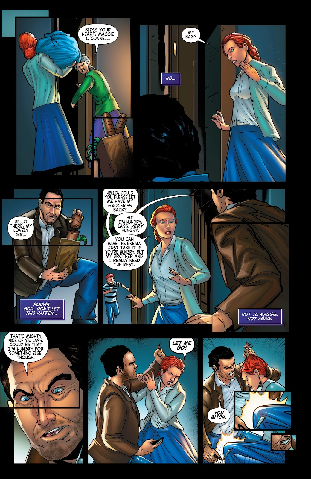 Read online Zodiac comic -  Issue #1 - 18
