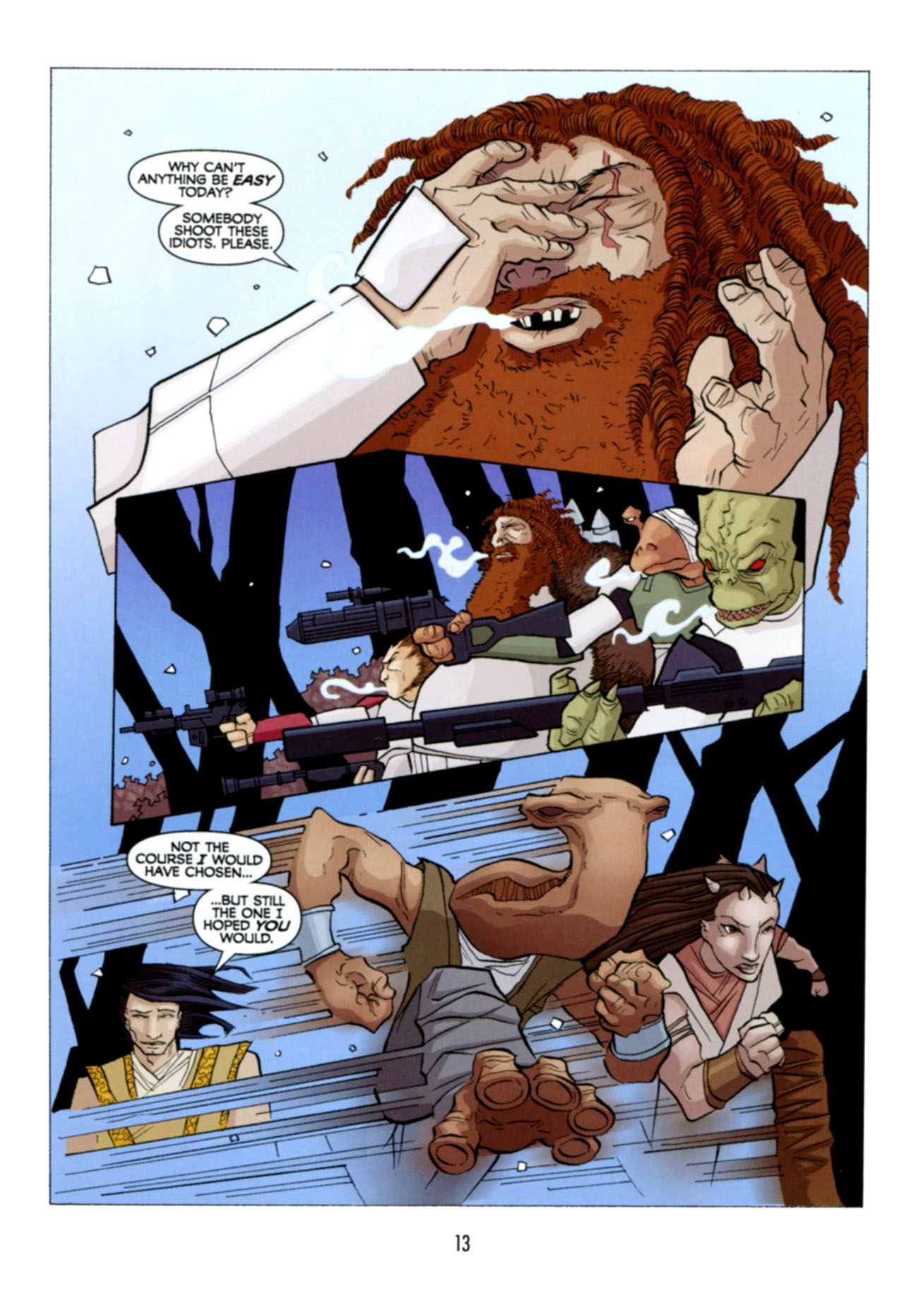 Read online Star Wars: The Clone Wars - Deadly Hands of Shon-Ju comic -  Issue # Full - 14