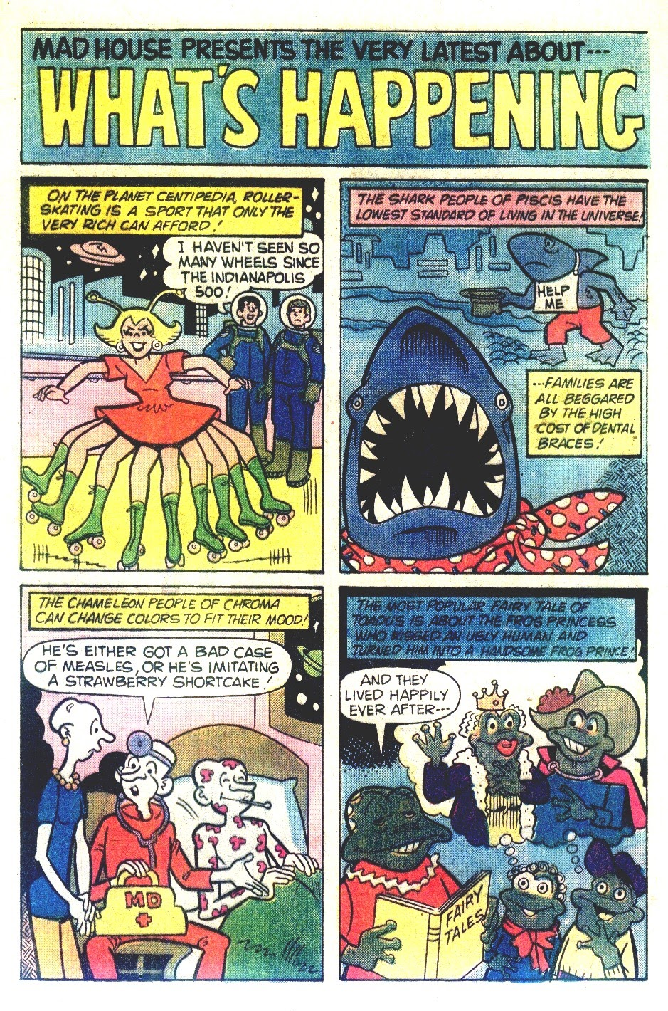 Read online Madhouse Comics comic -  Issue #121 - 16