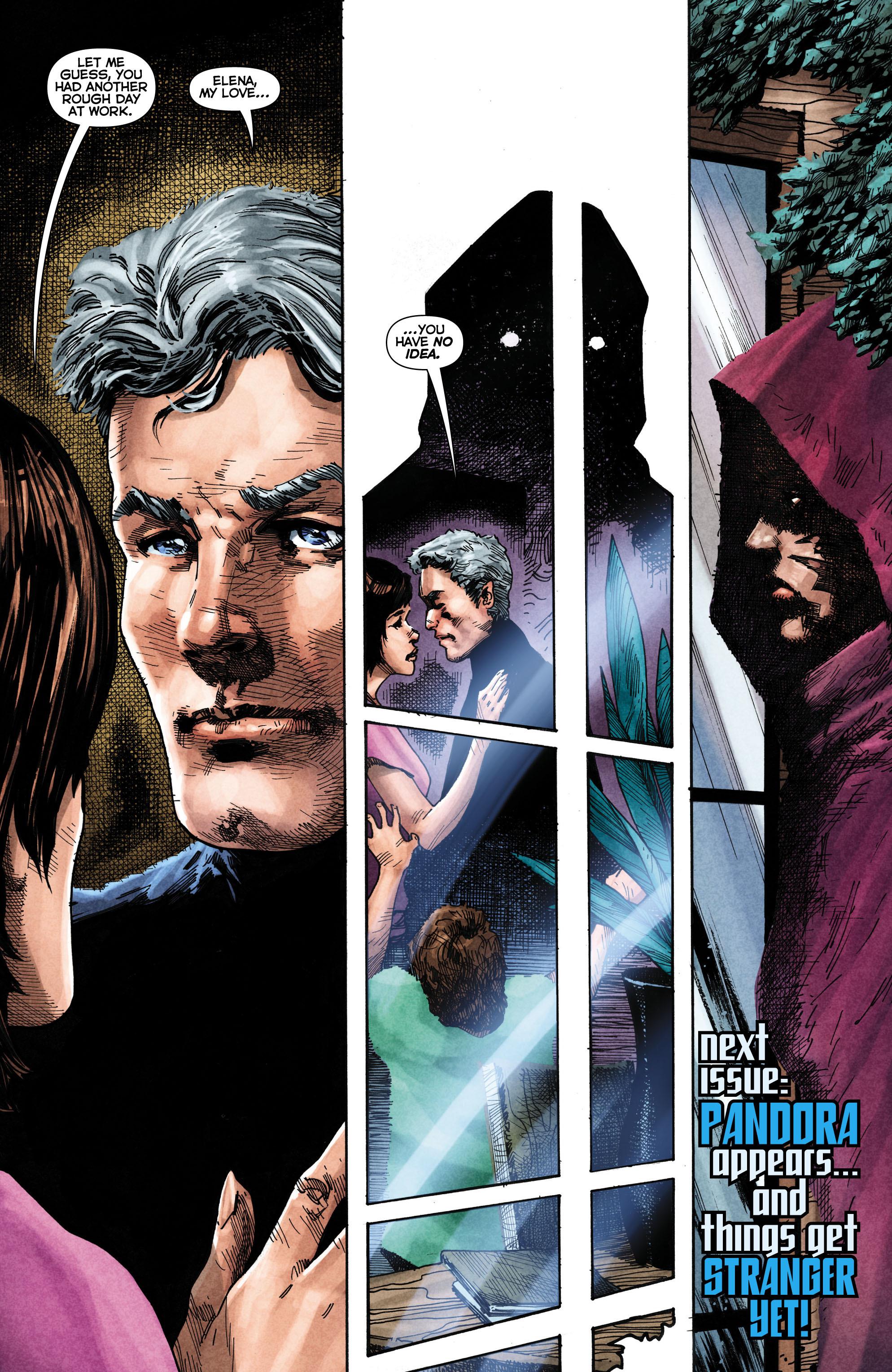 Read online Trinity of Sin: The Phantom Stranger comic -  Issue #1 - 21