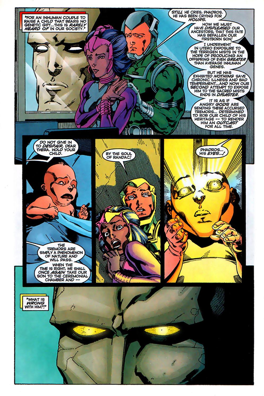 Read online Alpha Flight (1997) comic -  Issue # _Annual - 31