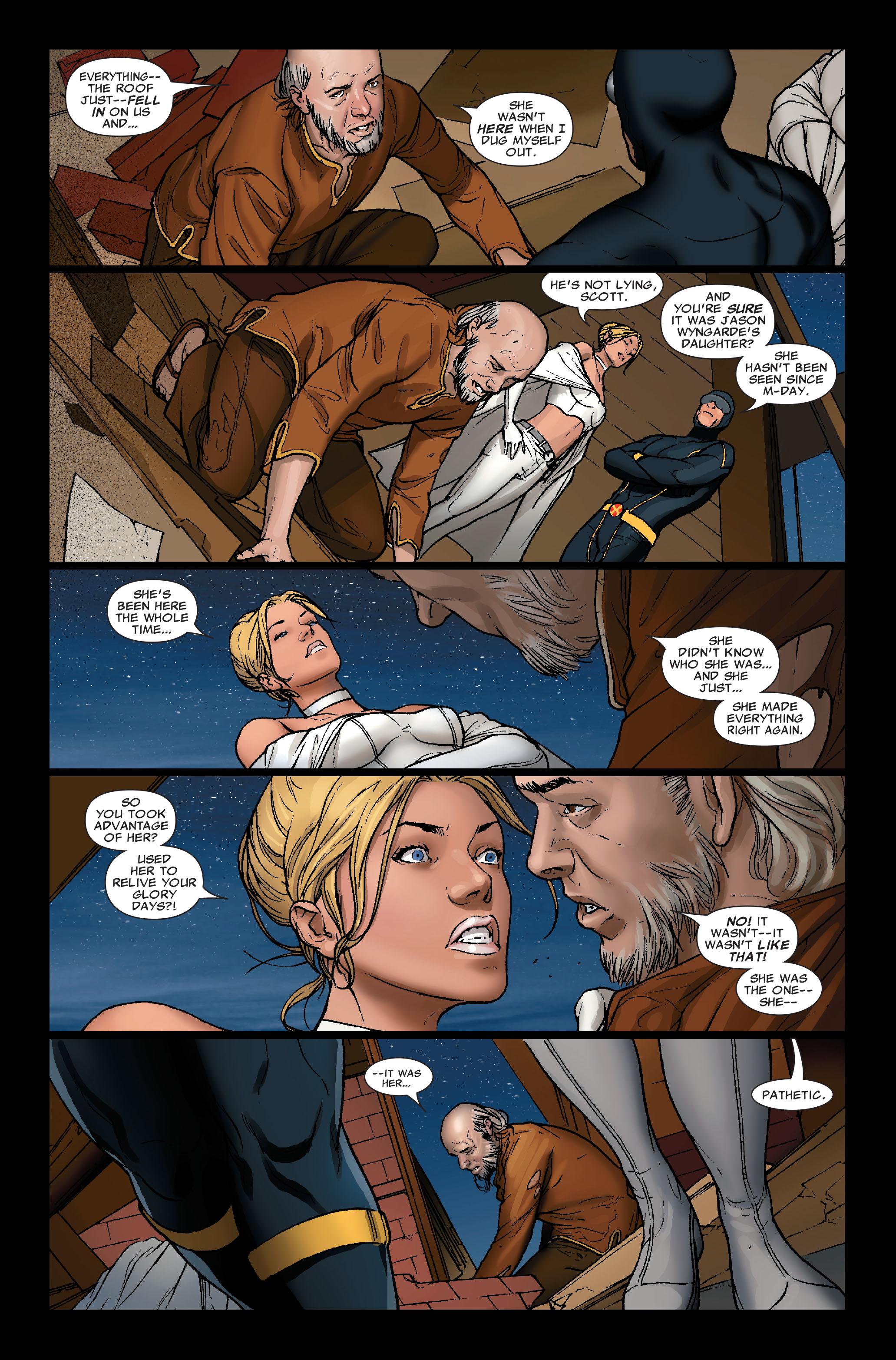 Read online Uncanny X-Men (1963) comic -  Issue #499 - 20