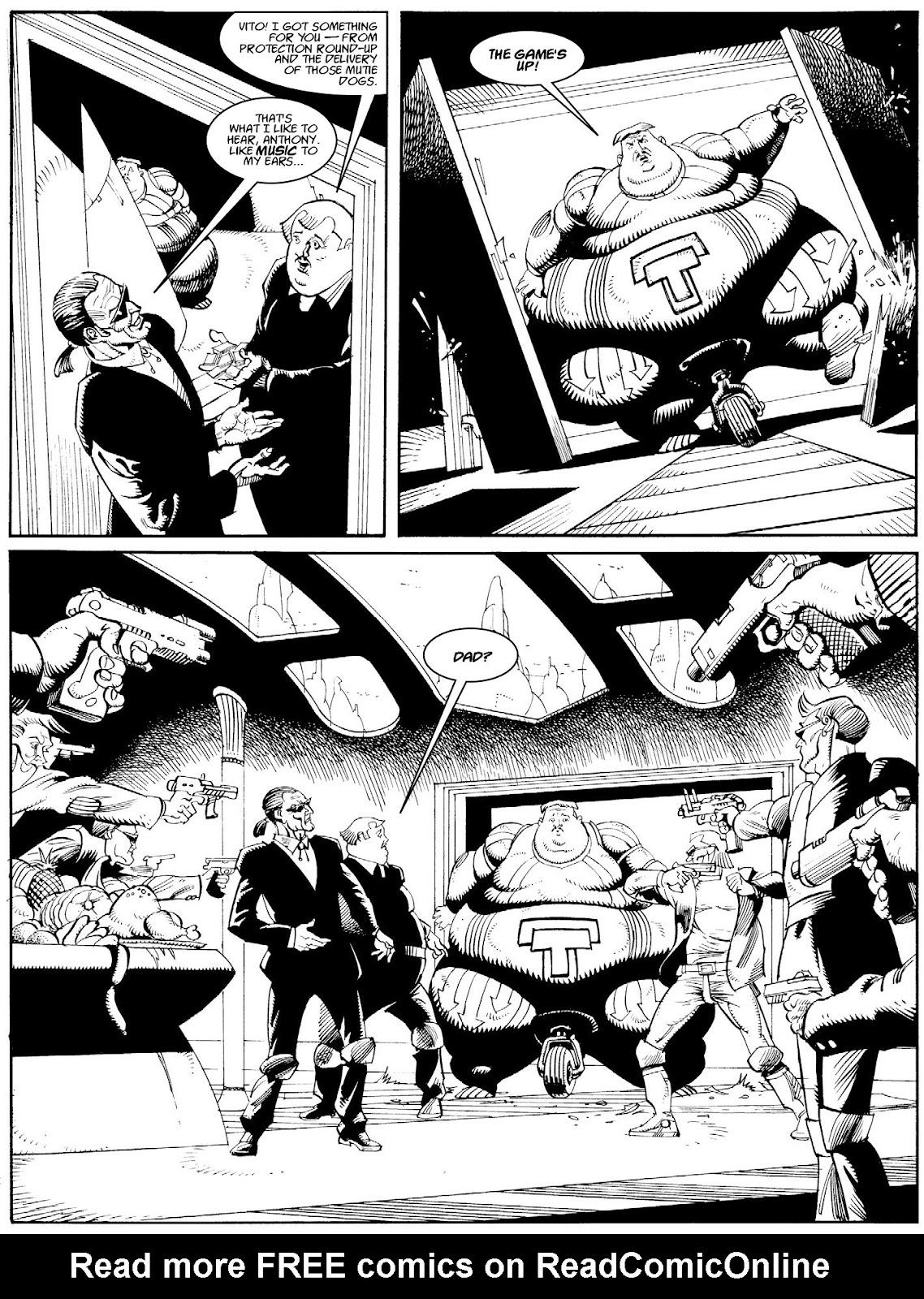 Judge Dredd Megazine (Vol. 5) issue 427 - Page 125