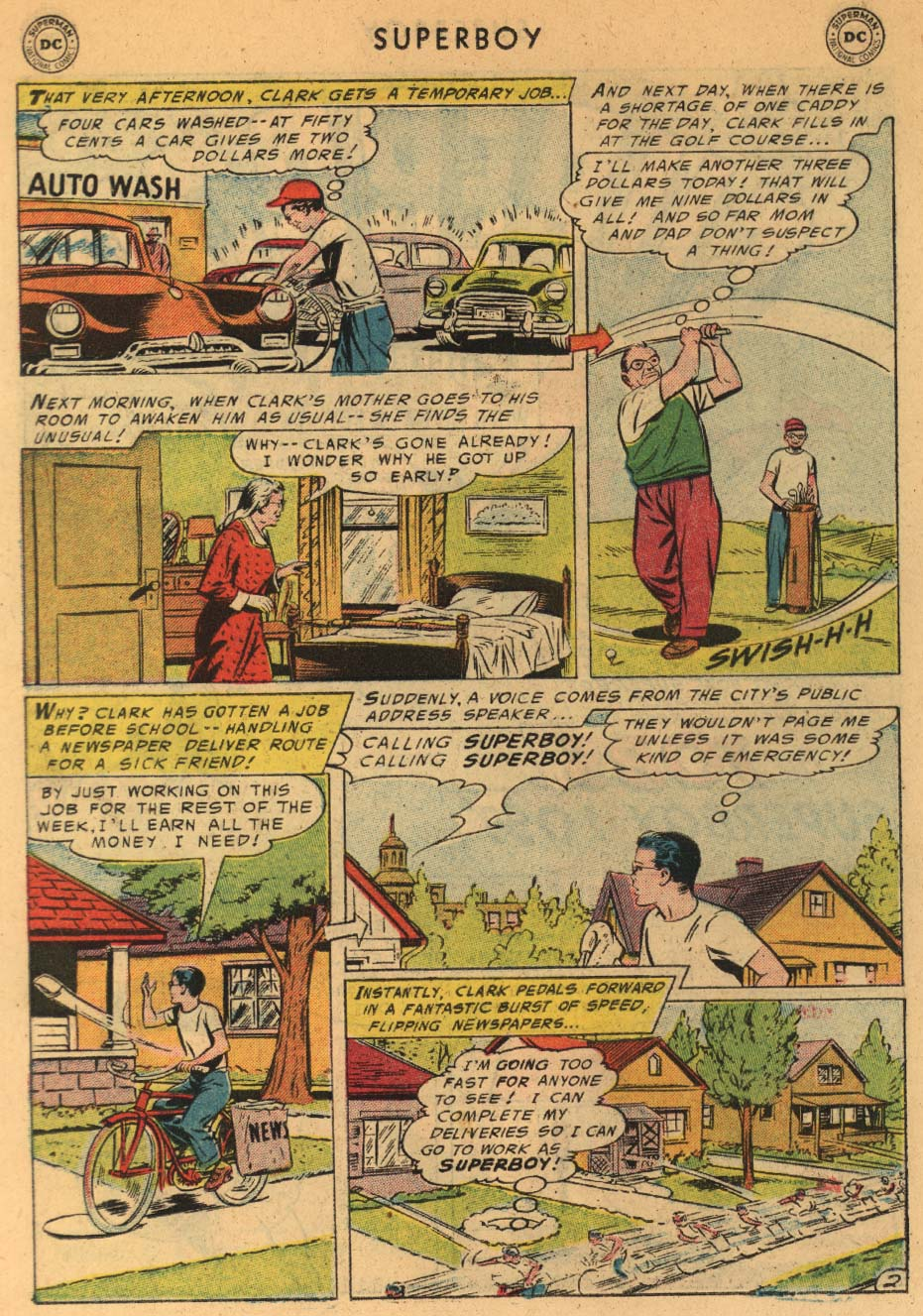 Superboy (1949) issue 44 - Page 12