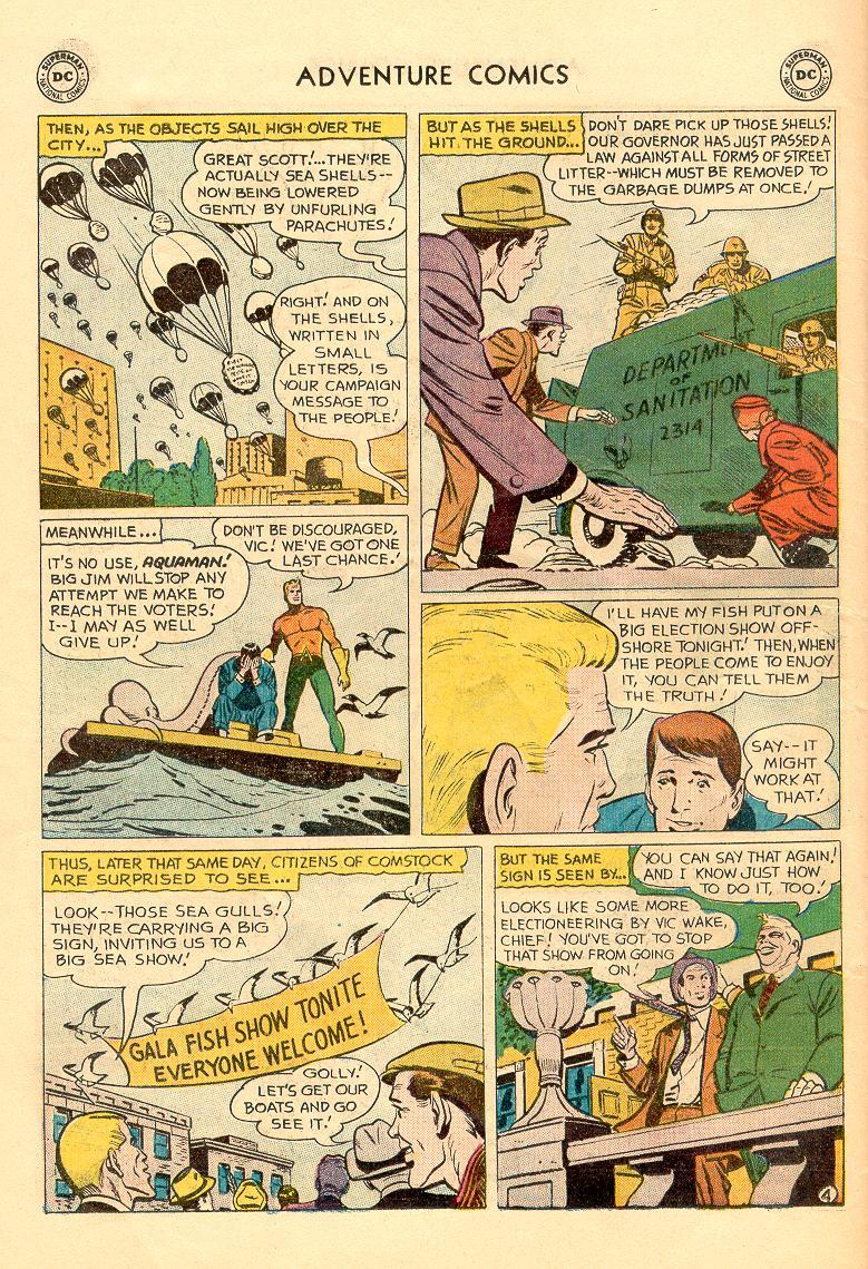 Read online Adventure Comics (1938) comic -  Issue #263 - 29