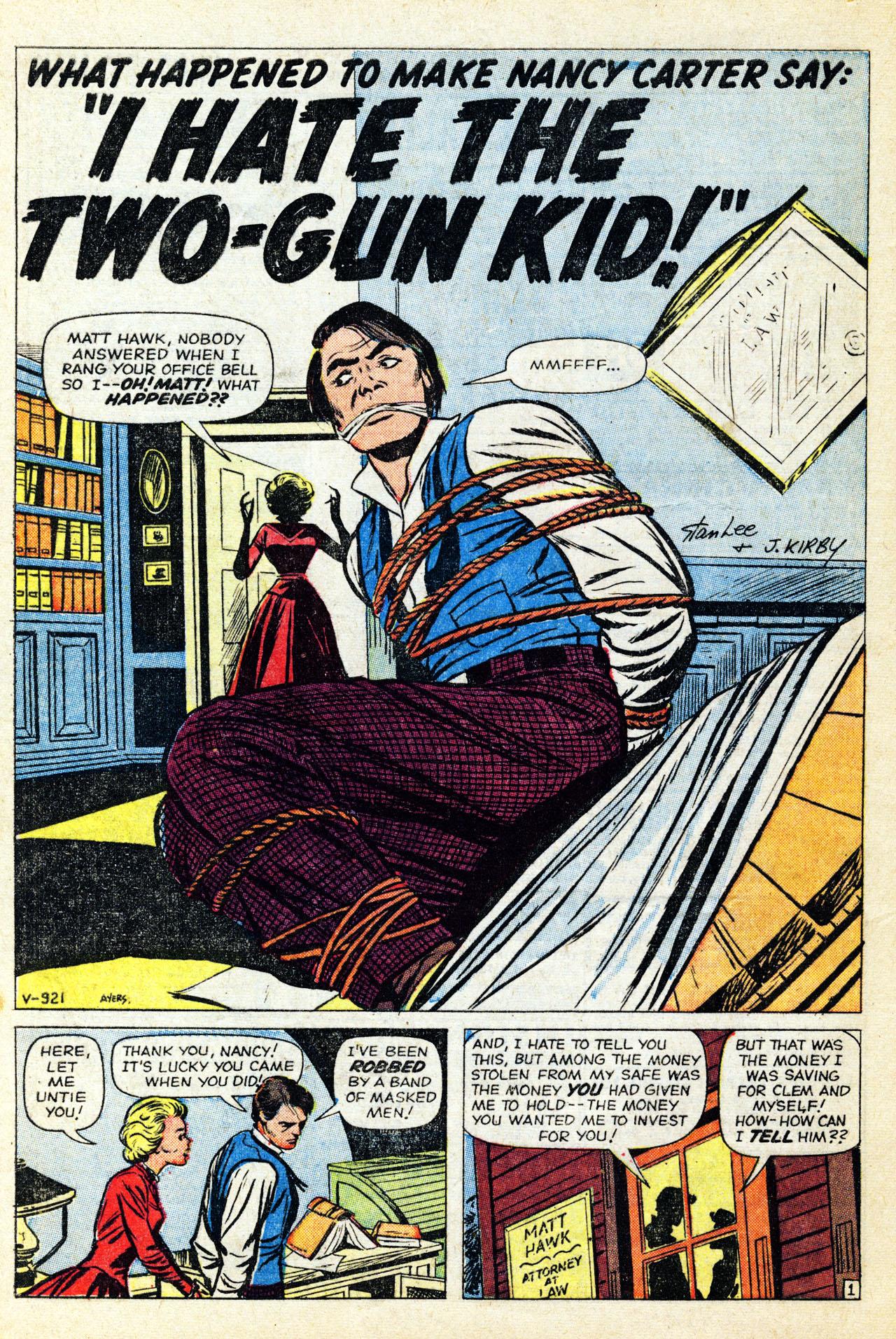 Read online Two-Gun Kid comic -  Issue #60 - 28