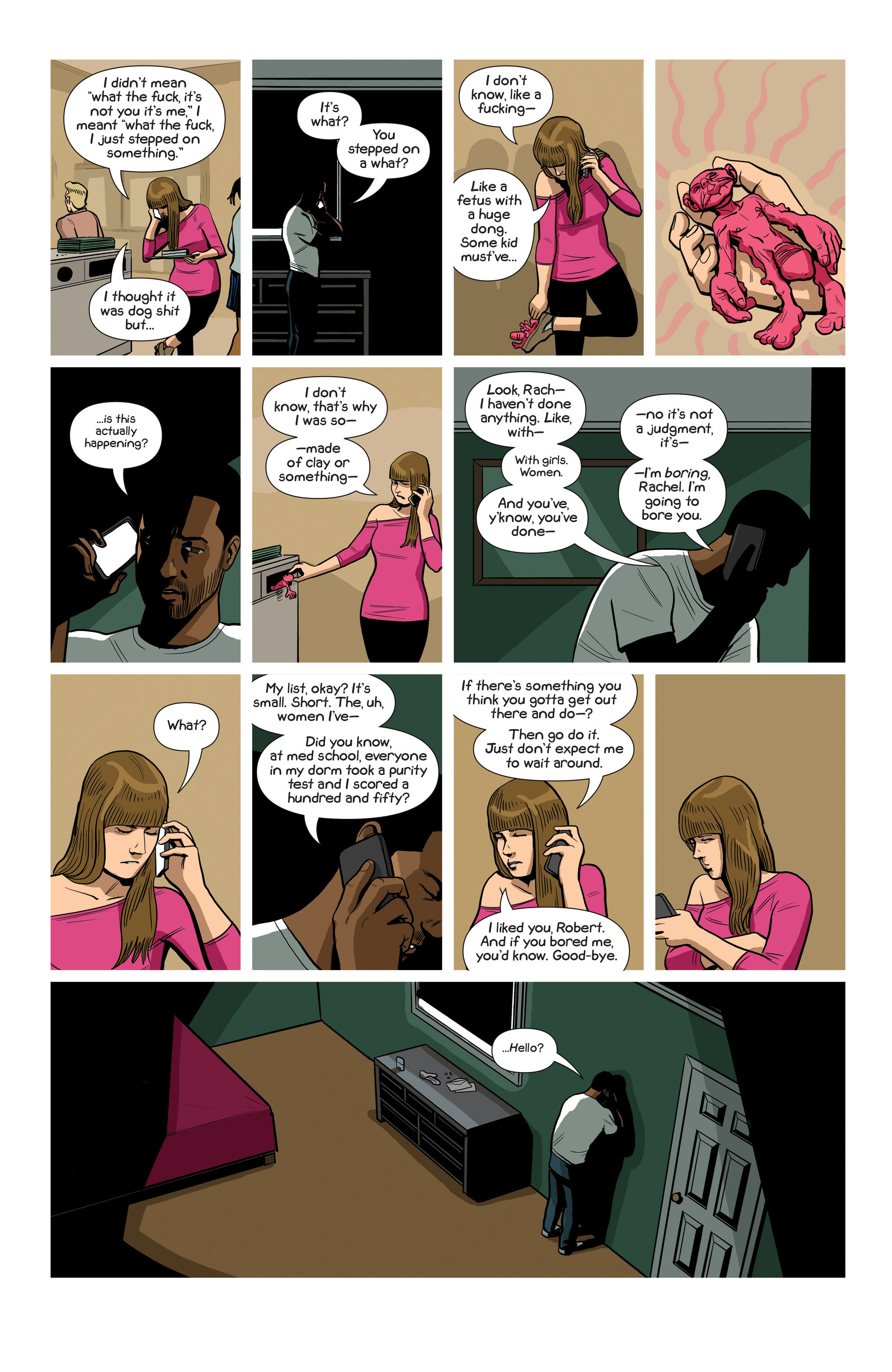 Read online Sex Criminals comic -  Issue #15 - 15