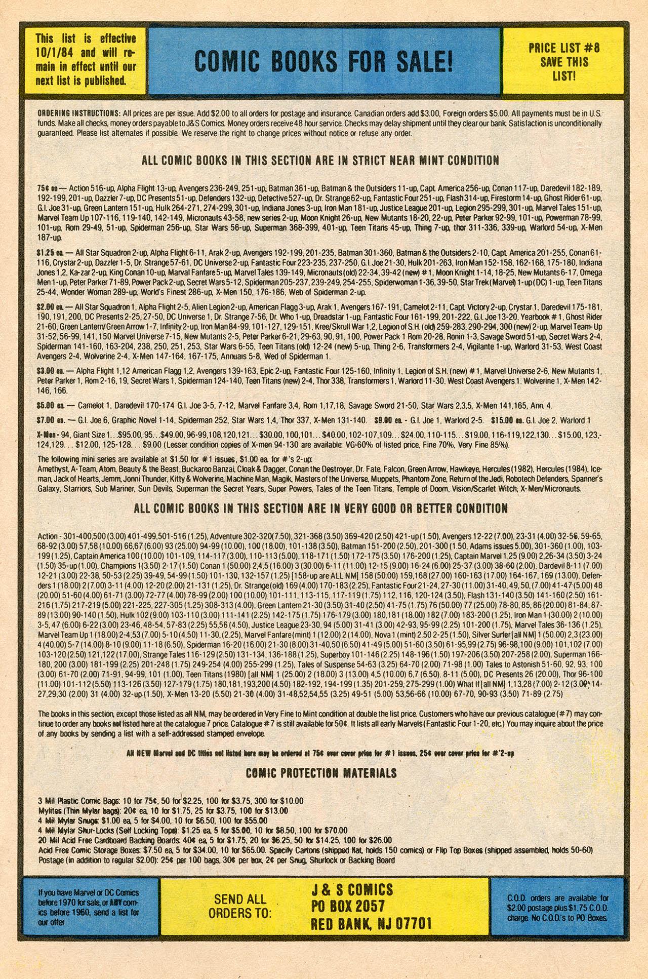 Read online Alpha Flight (1983) comic -  Issue #23 - 25