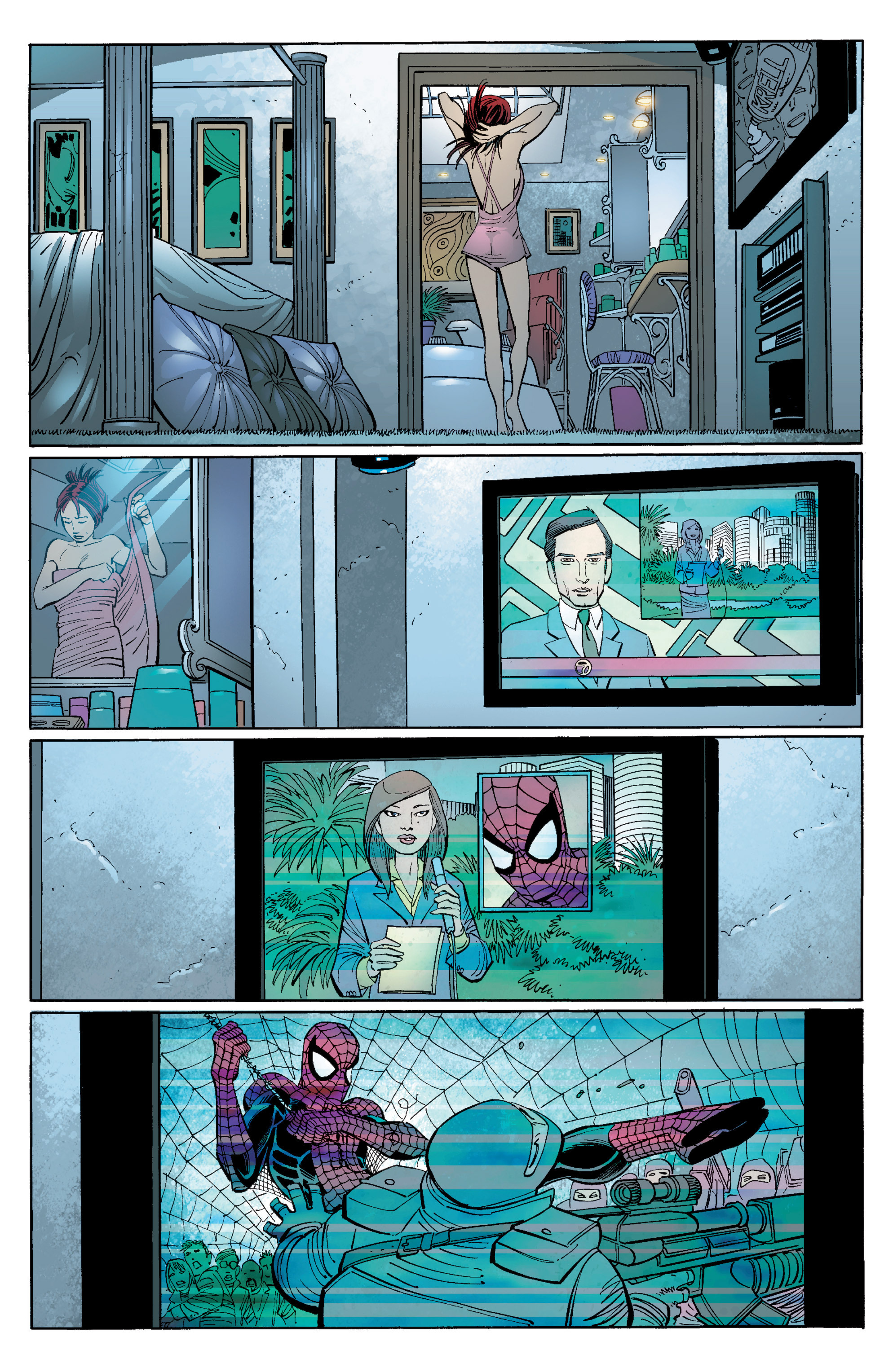 The Amazing Spider-Man (1999) 39 Page 3
