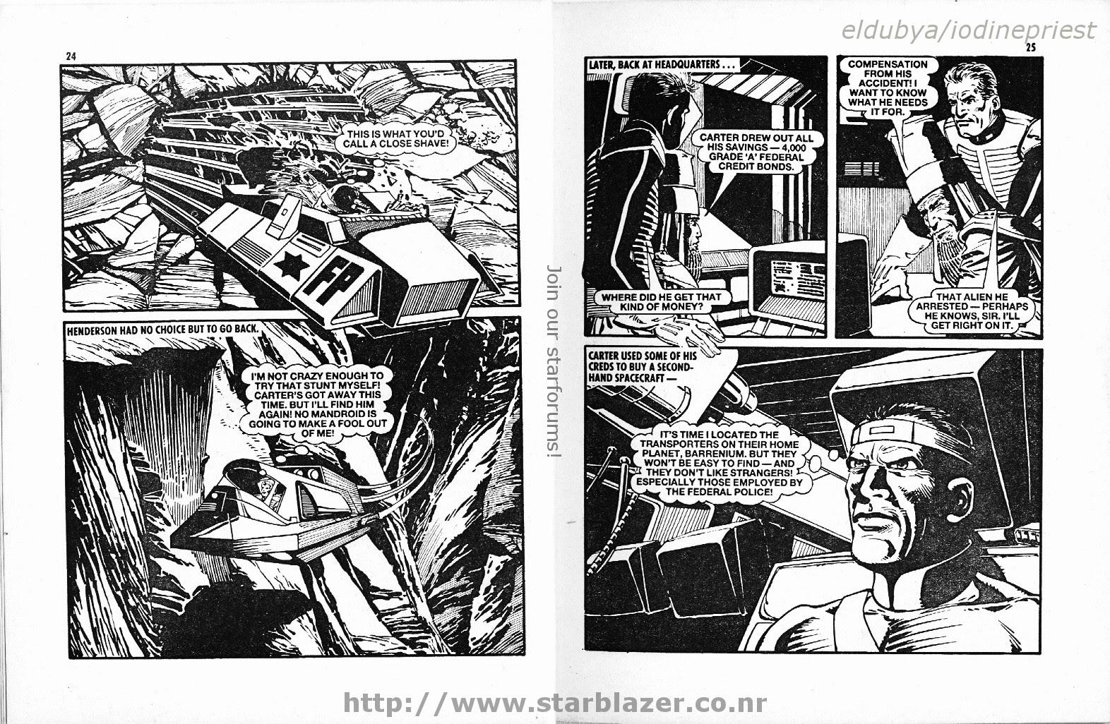 Starblazer issue 215 - Page 14