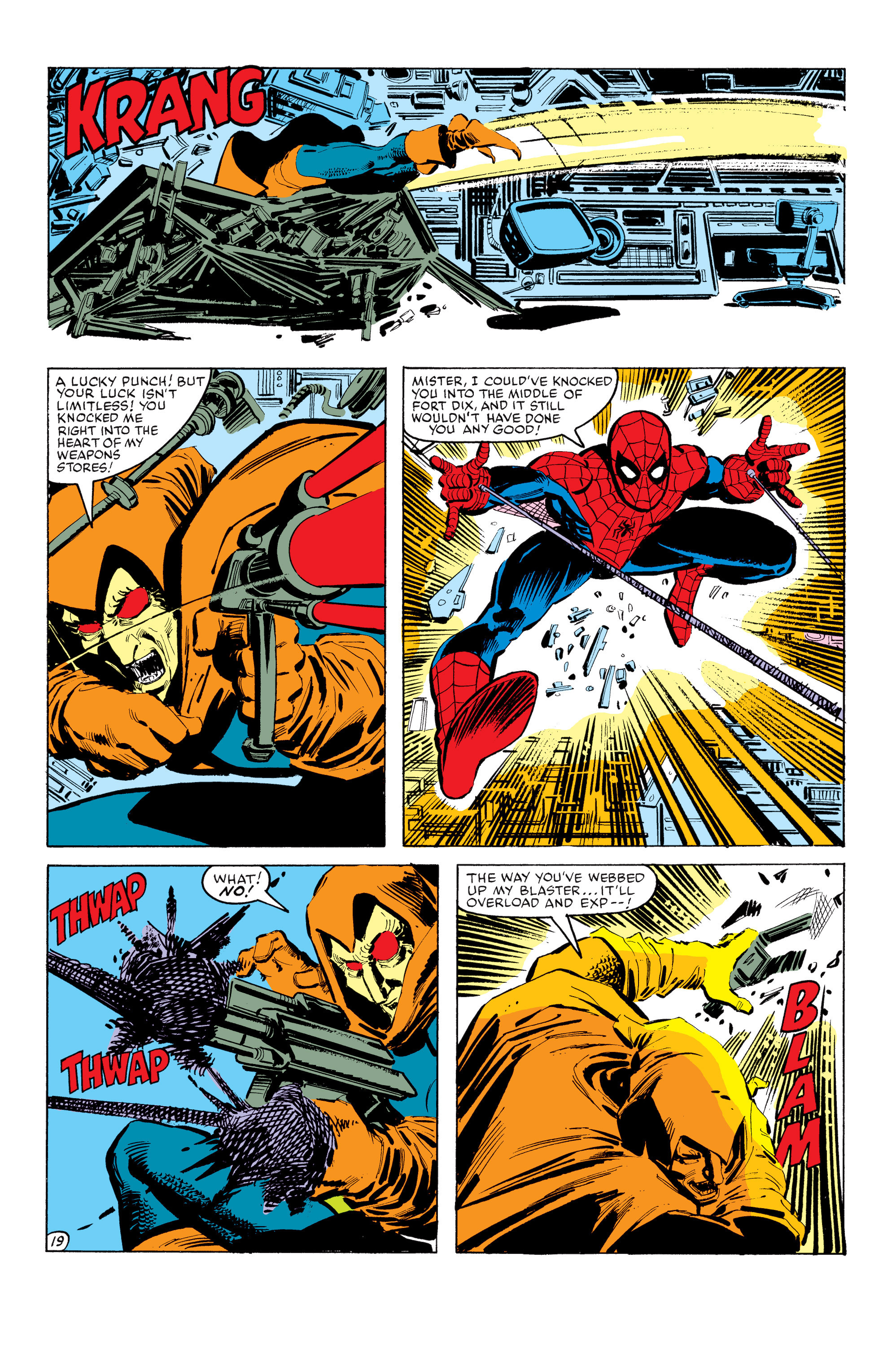The Amazing Spider-Man (1963) 250 Page 19