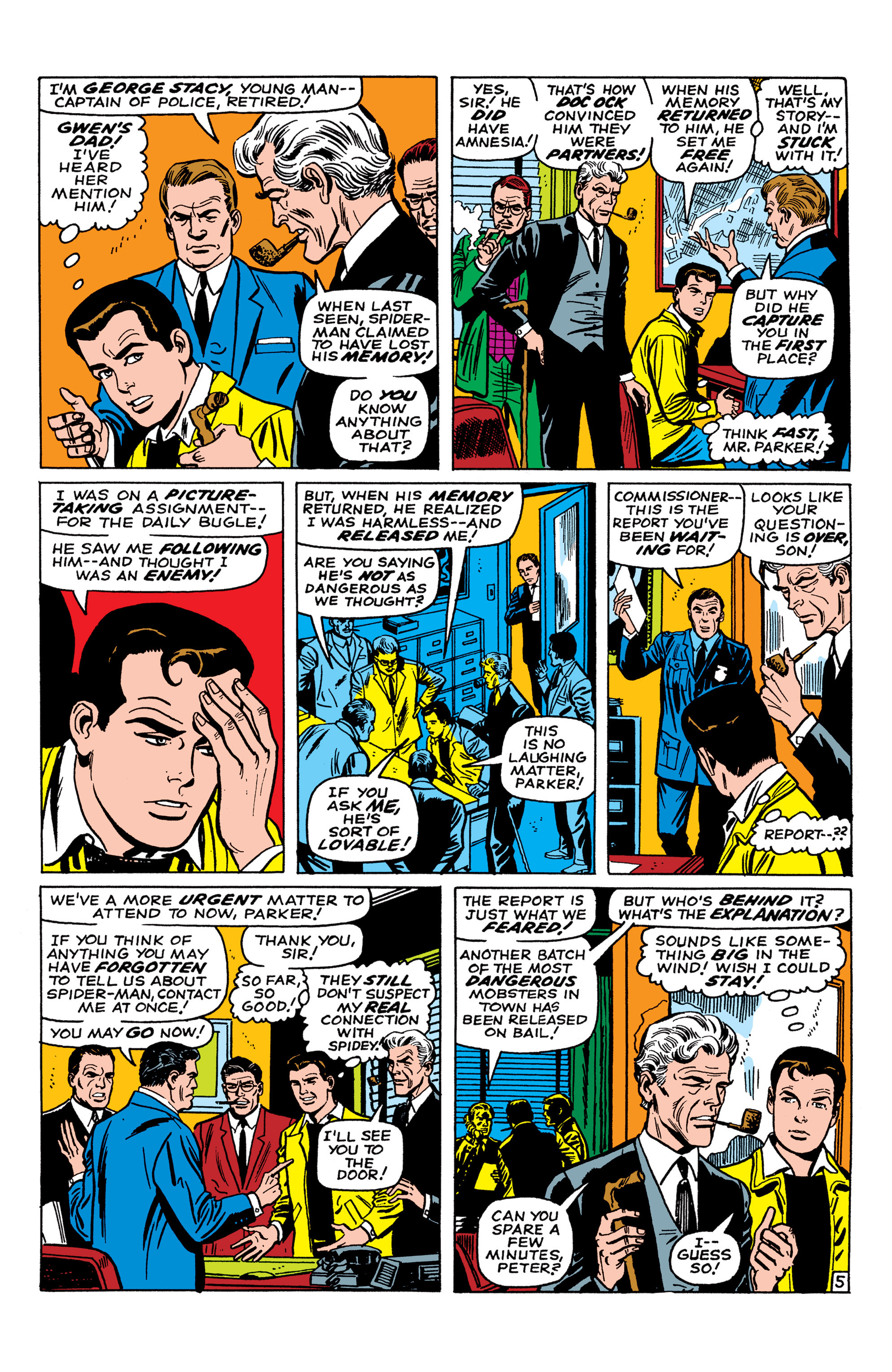 The Amazing Spider-Man (1963) 59 Page 5