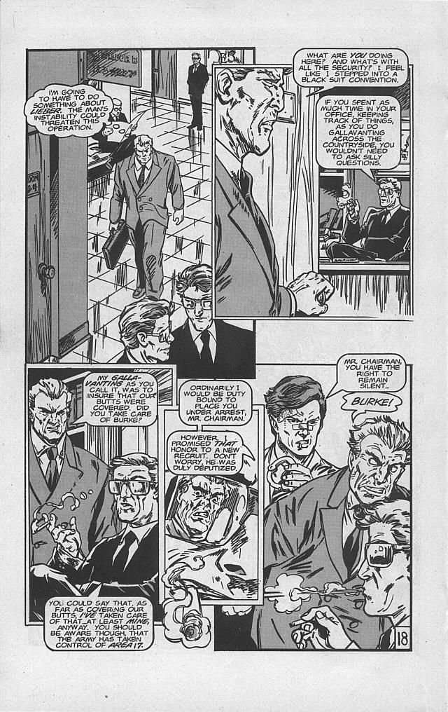 Femforce Issue #94 #94 - English 20
