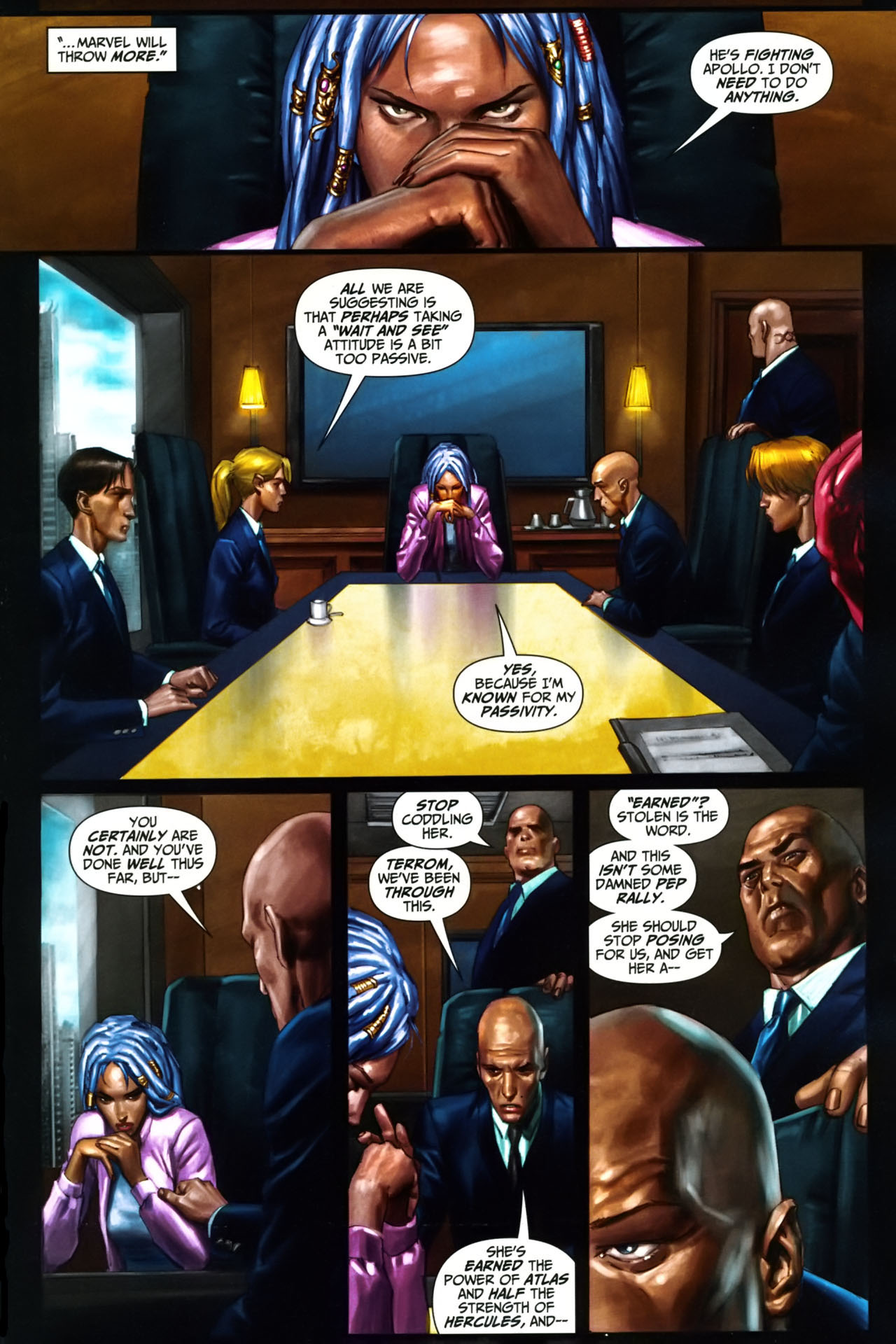 Read online Trials of Shazam comic -  Issue #9 - 7