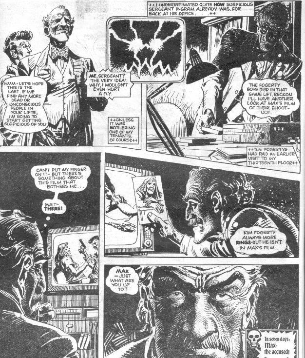 Read online The Thirteenth Floor (2007) comic -  Issue # Full - 28