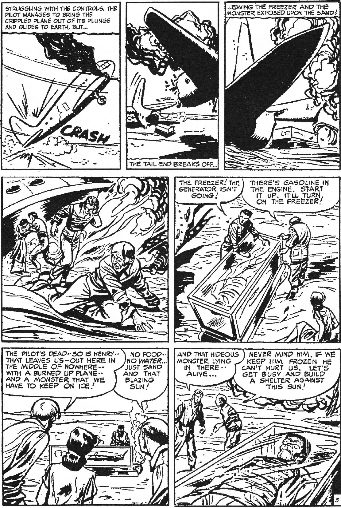 Read online Men of Mystery Comics comic -  Issue #63 - 17