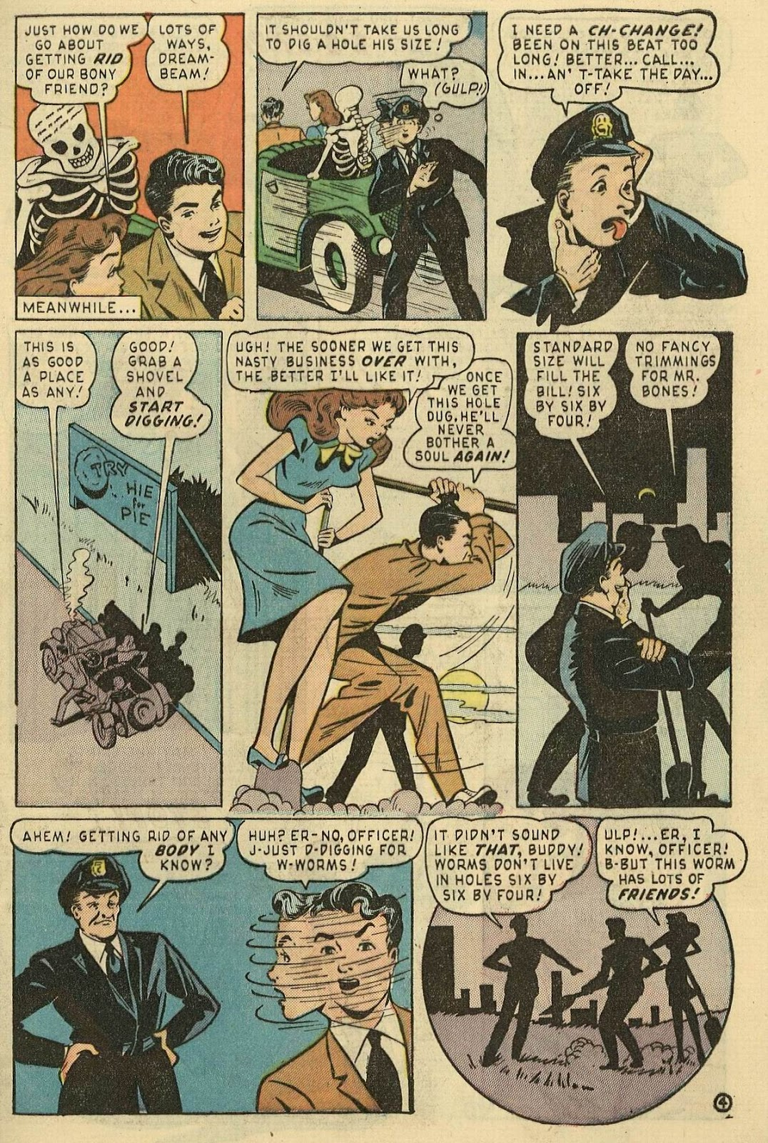 Read online Gay Comics comic -  Issue #34 - 29
