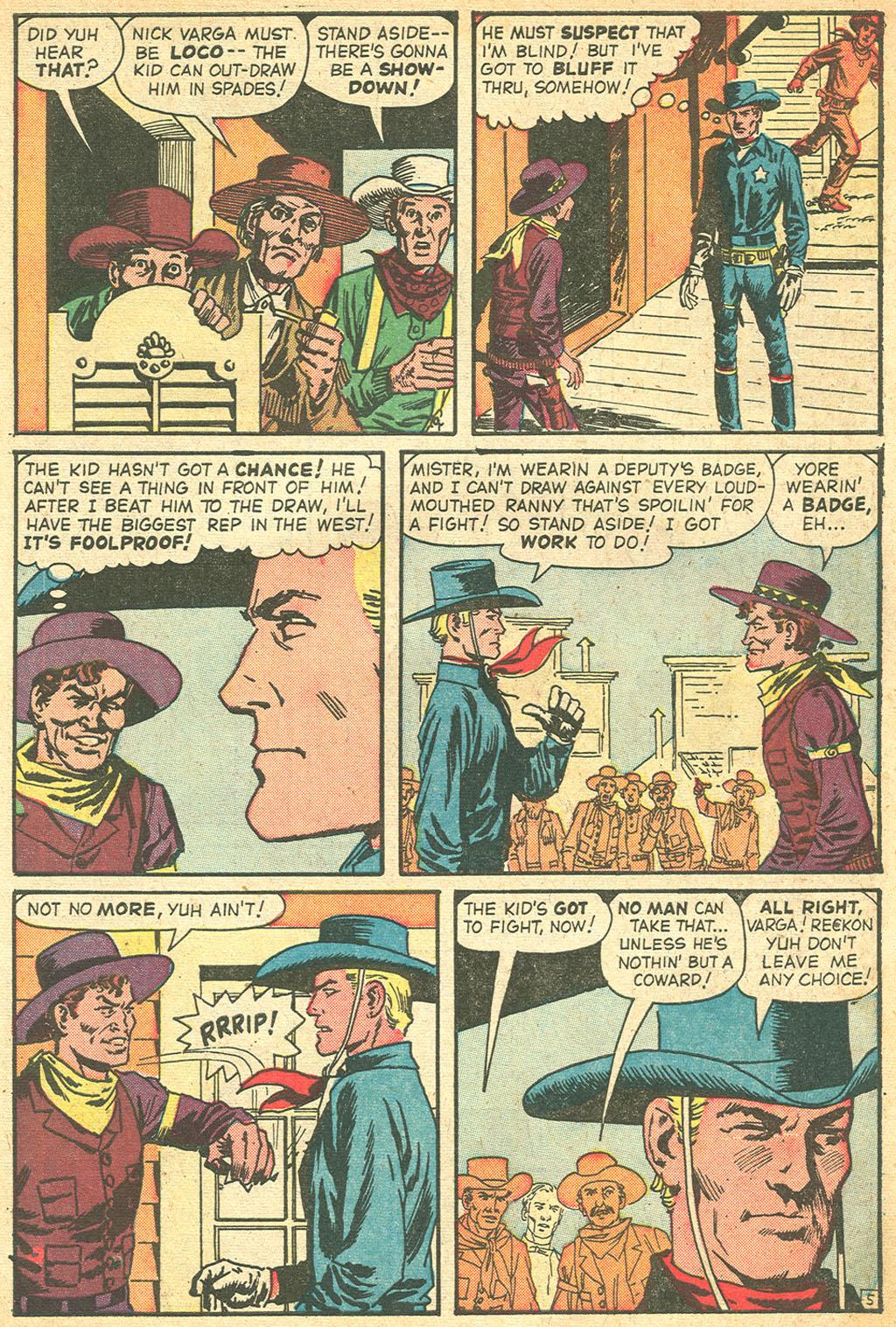 Read online Two-Gun Kid comic -  Issue #50 - 7