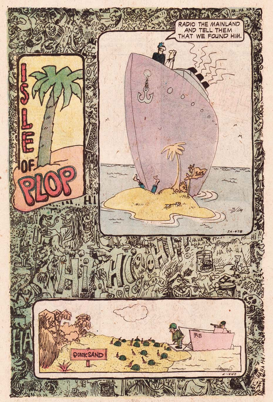 Read online Plop! comic -  Issue #17 - 12