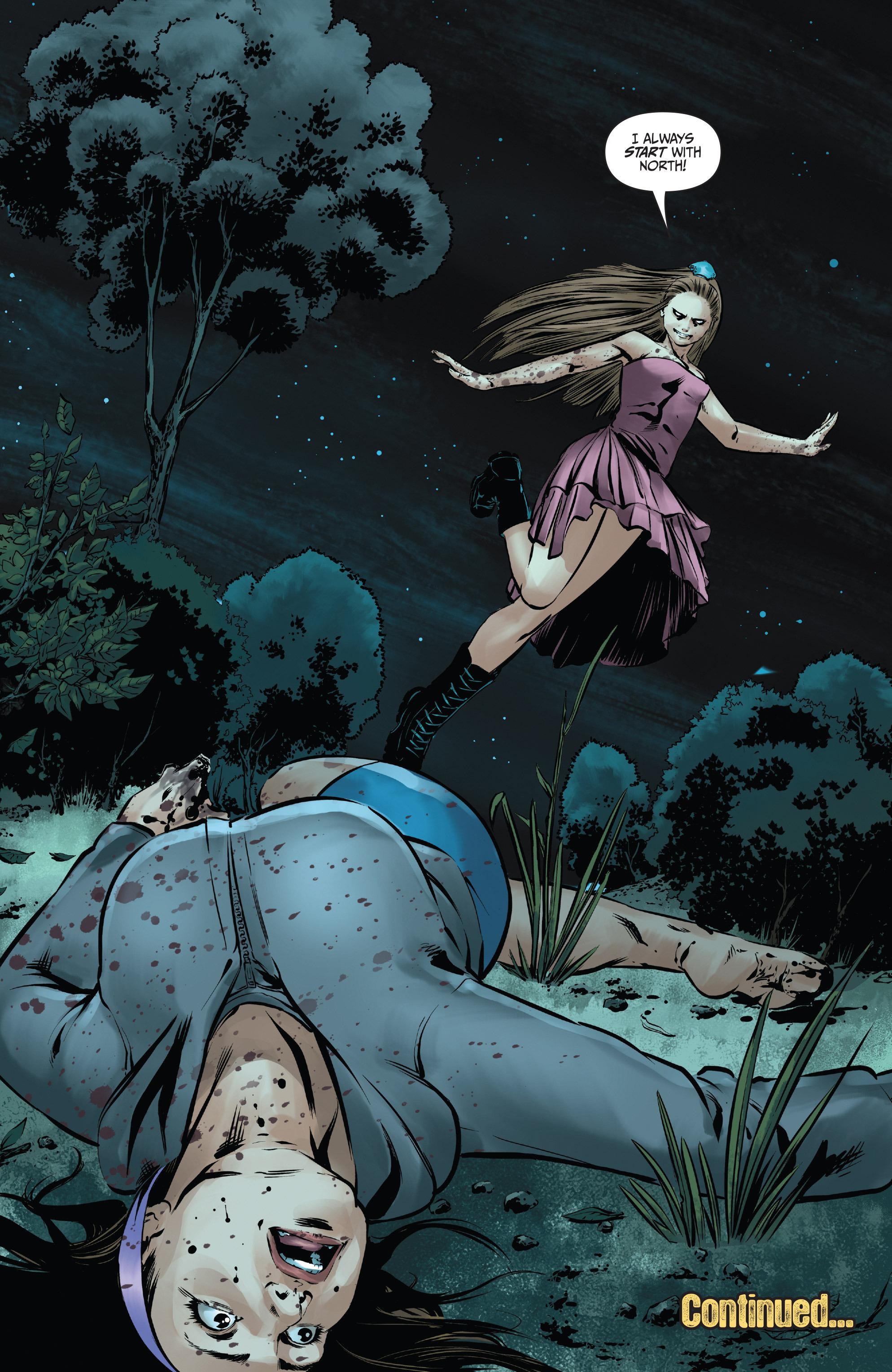 Read online Mercy Thompson comic -  Issue #3 - 24