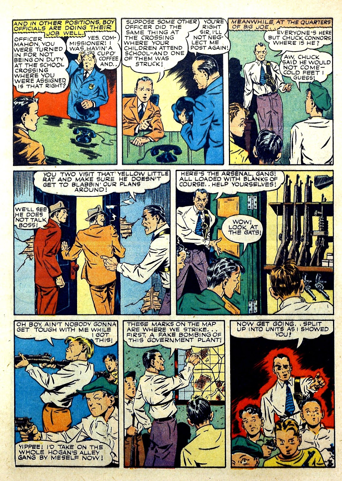 Our Flag Comics issue 4 - Page 7