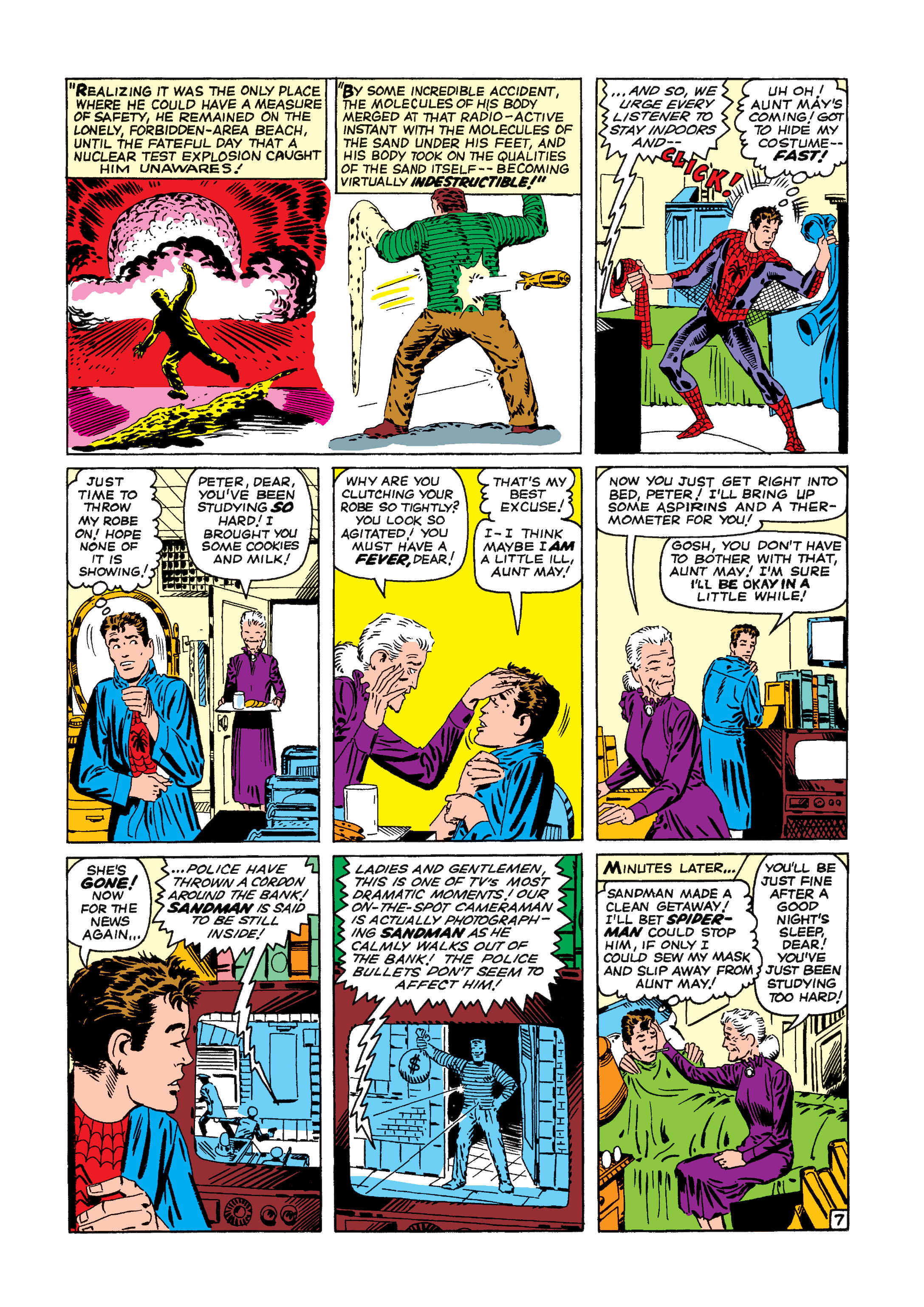 The Amazing Spider-Man (1963) 4 Page 7