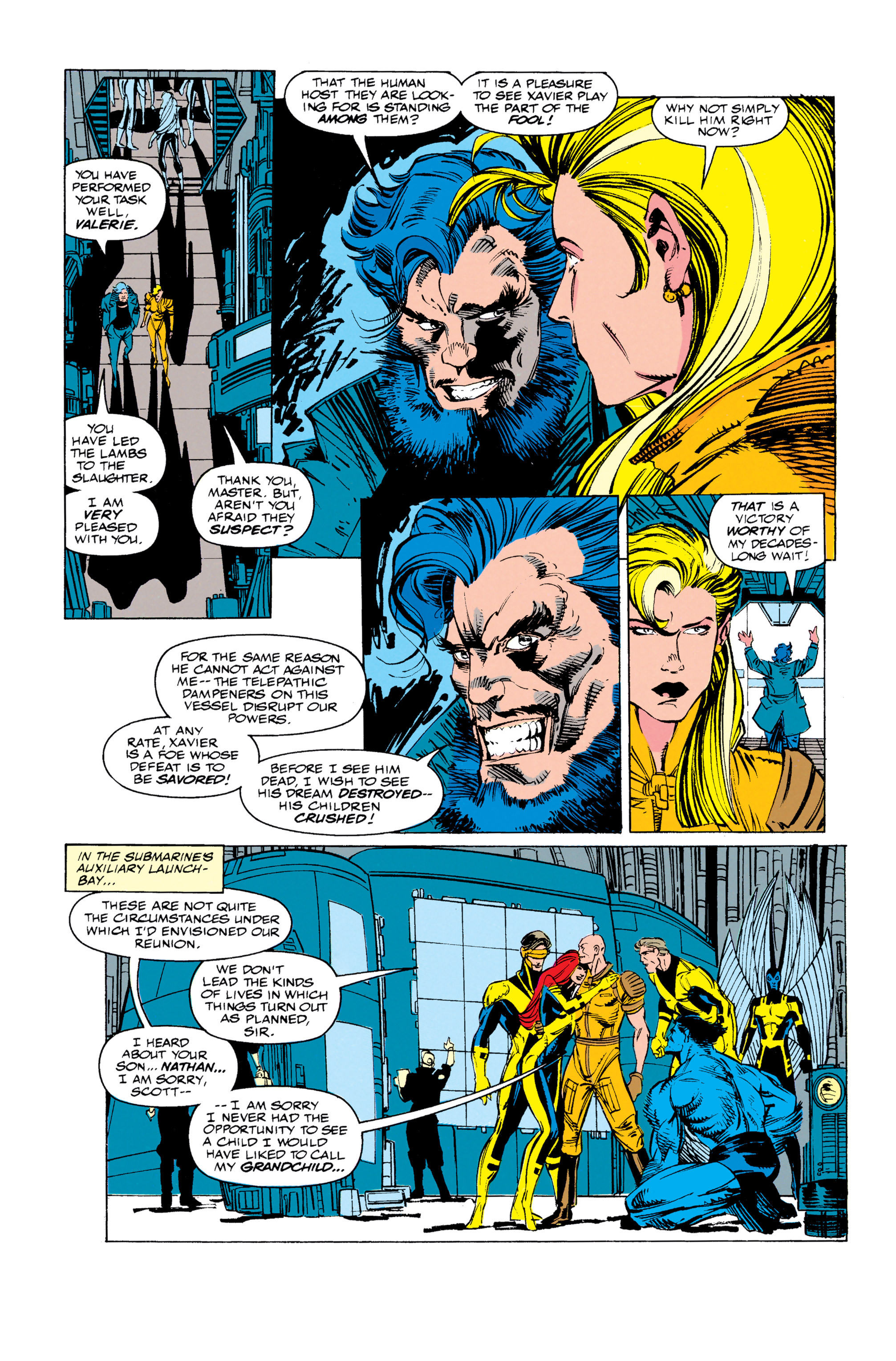 Read online X-Factor (1986) comic -  Issue #69 - 14