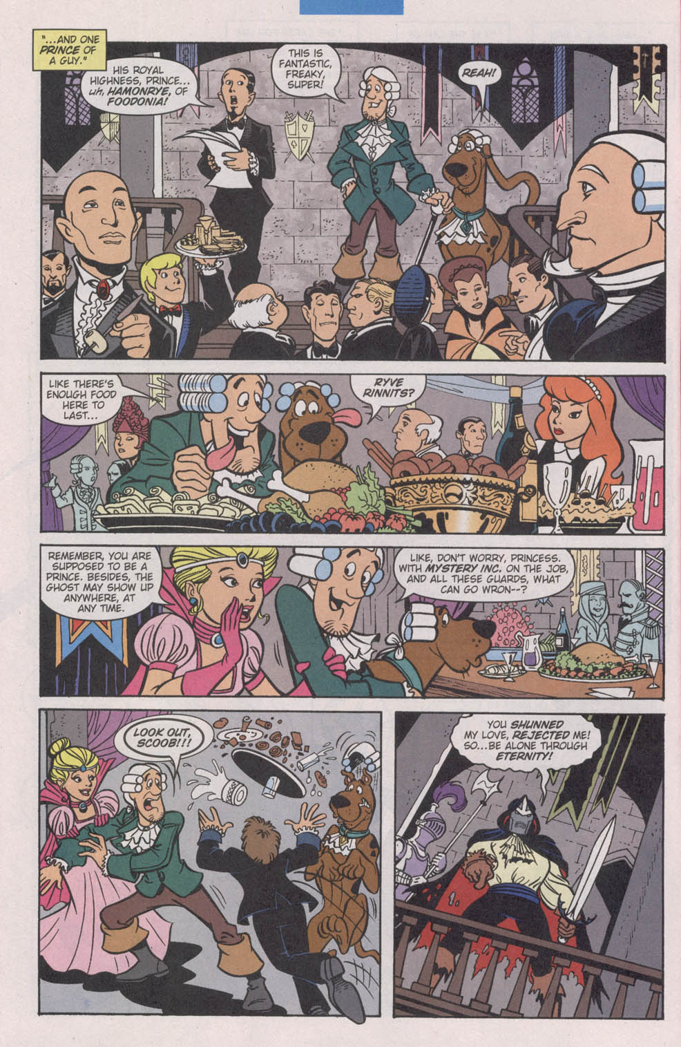 Read online Scooby-Doo (1997) comic -  Issue #79 - 6