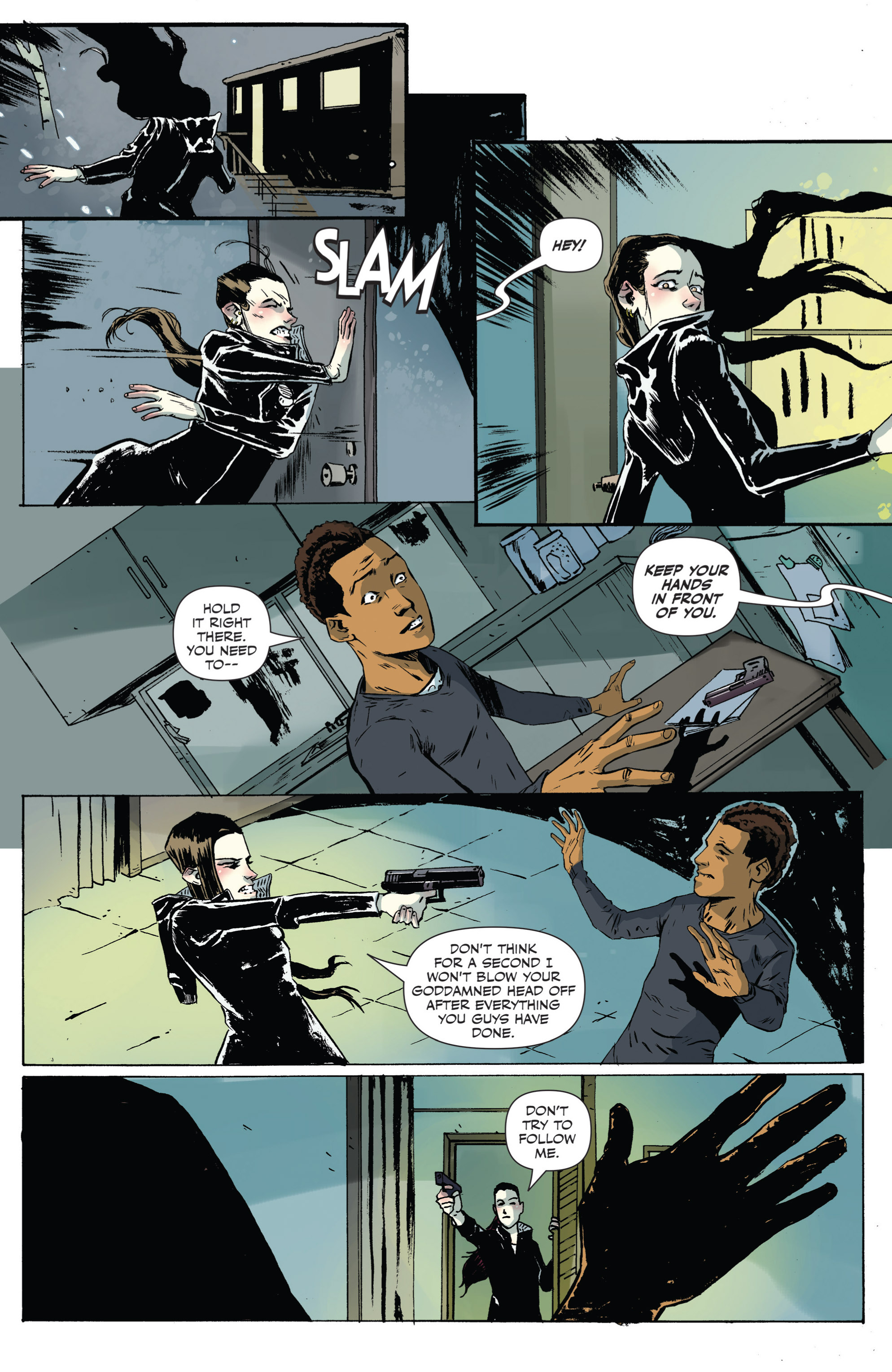 Read online Sheltered comic -  Issue #3 - 20