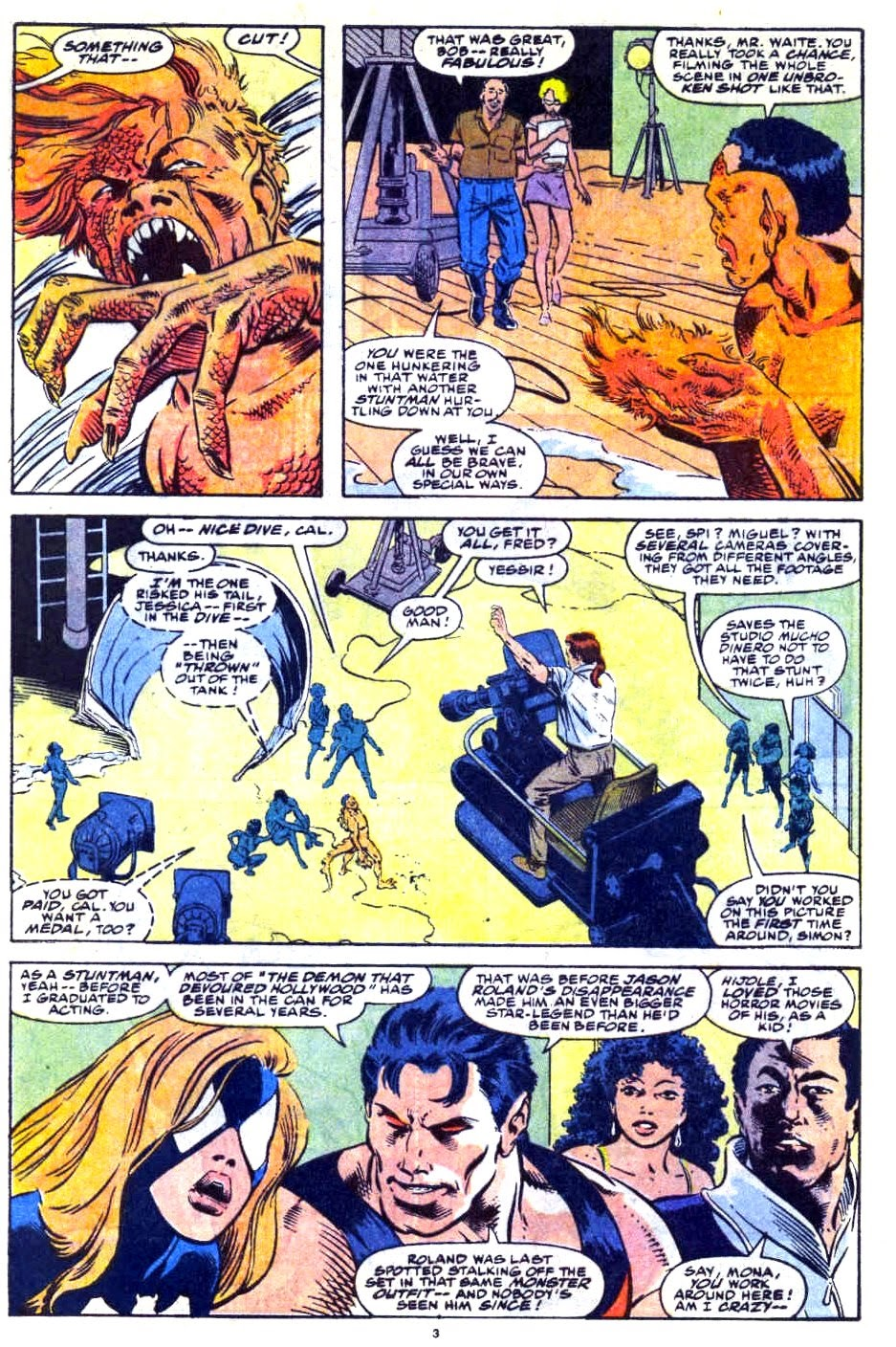 Avengers West Coast (1989) issue 76 - Page 4