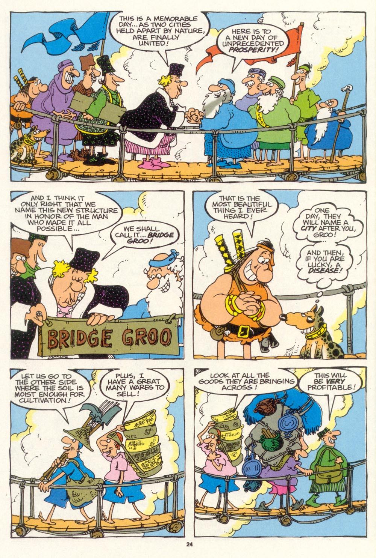 Read online Sergio Aragonés Groo the Wanderer comic -  Issue #102 - 26