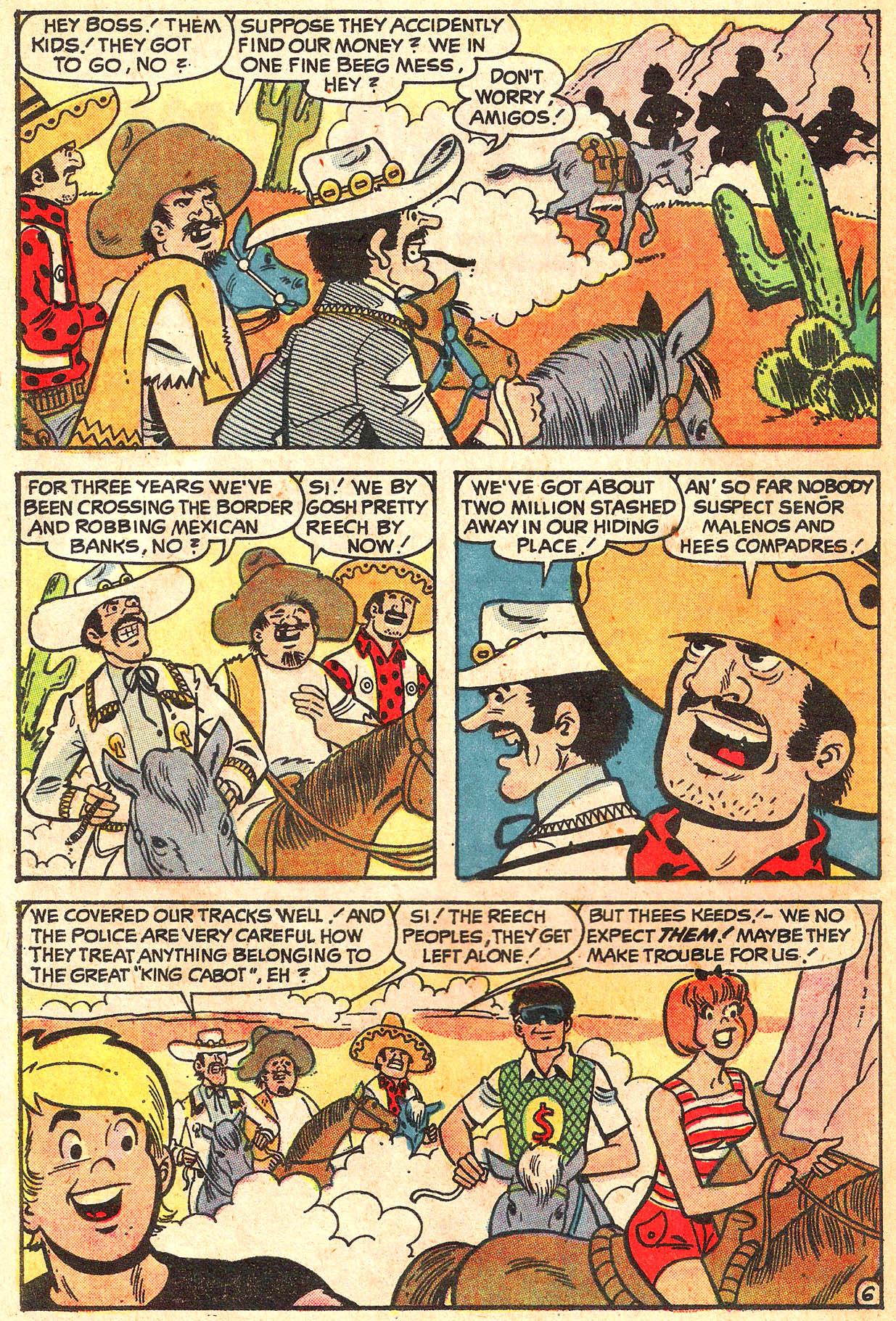 Read online She's Josie comic -  Issue #64 - 42
