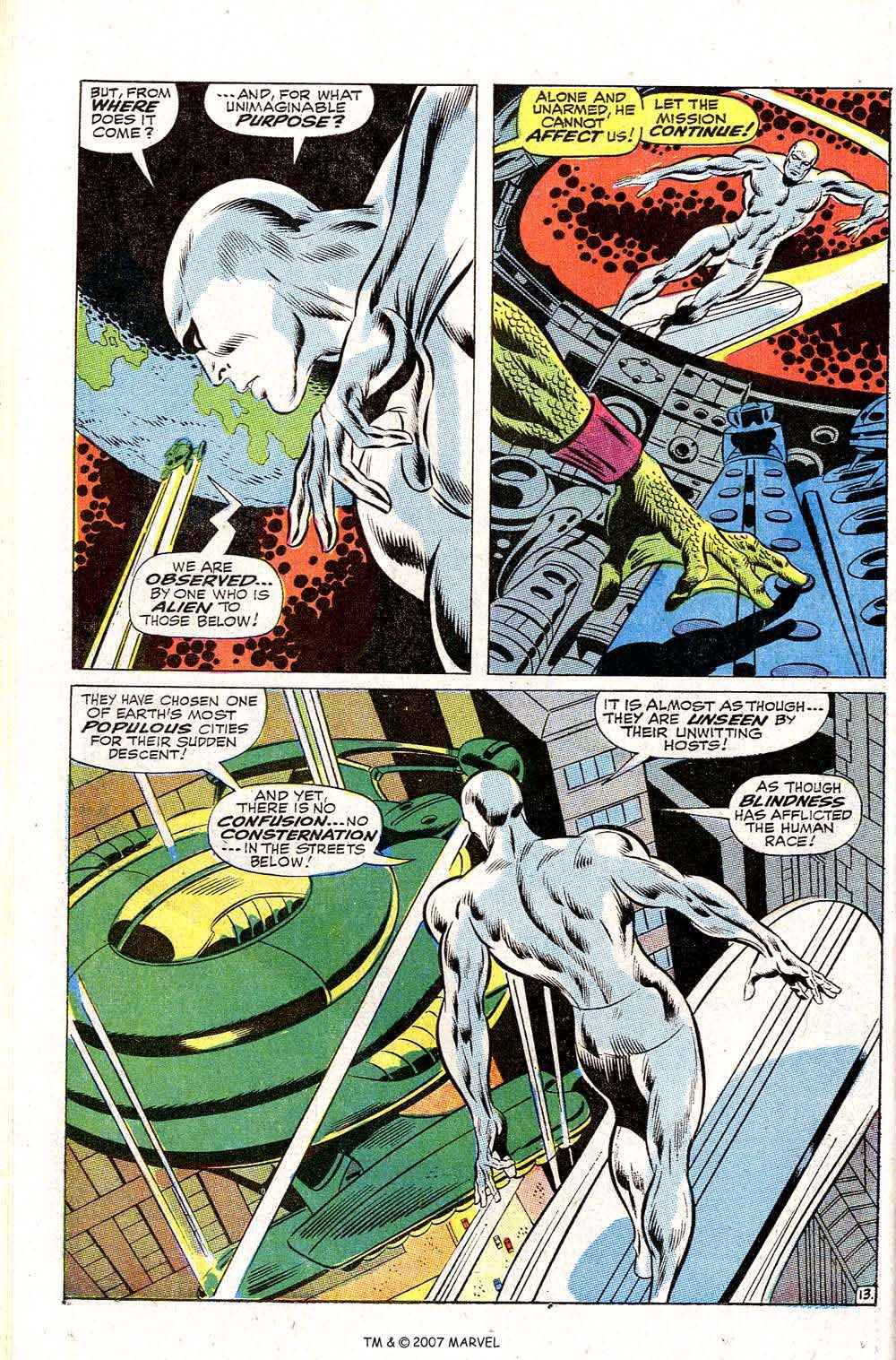 Read online Silver Surfer (1968) comic -  Issue #2 - 18