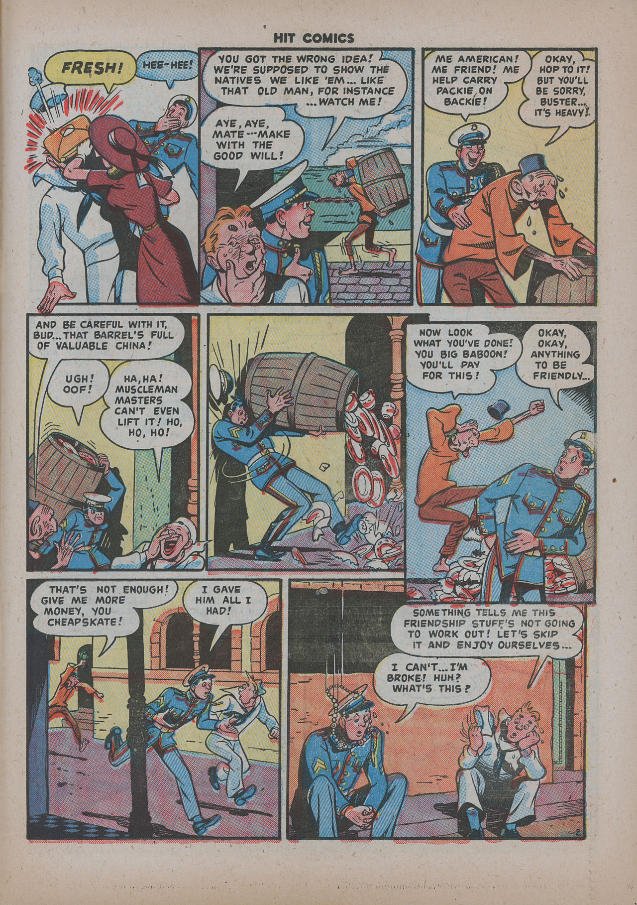 Read online Hit Comics comic -  Issue #62 - 24