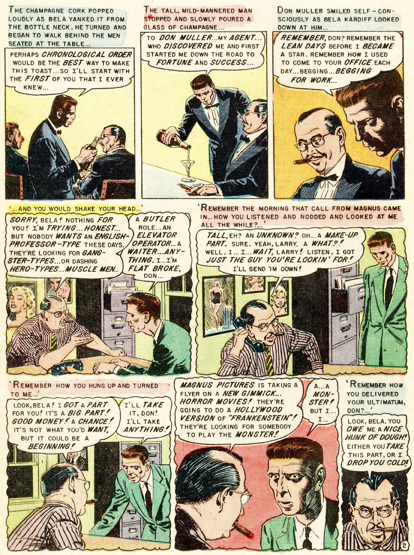 Read online Shock SuspenStories comic -  Issue #17 - 12
