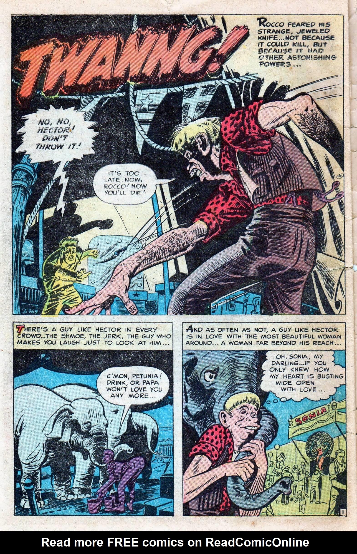 Read online Adventures into Weird Worlds comic -  Issue #11 - 28