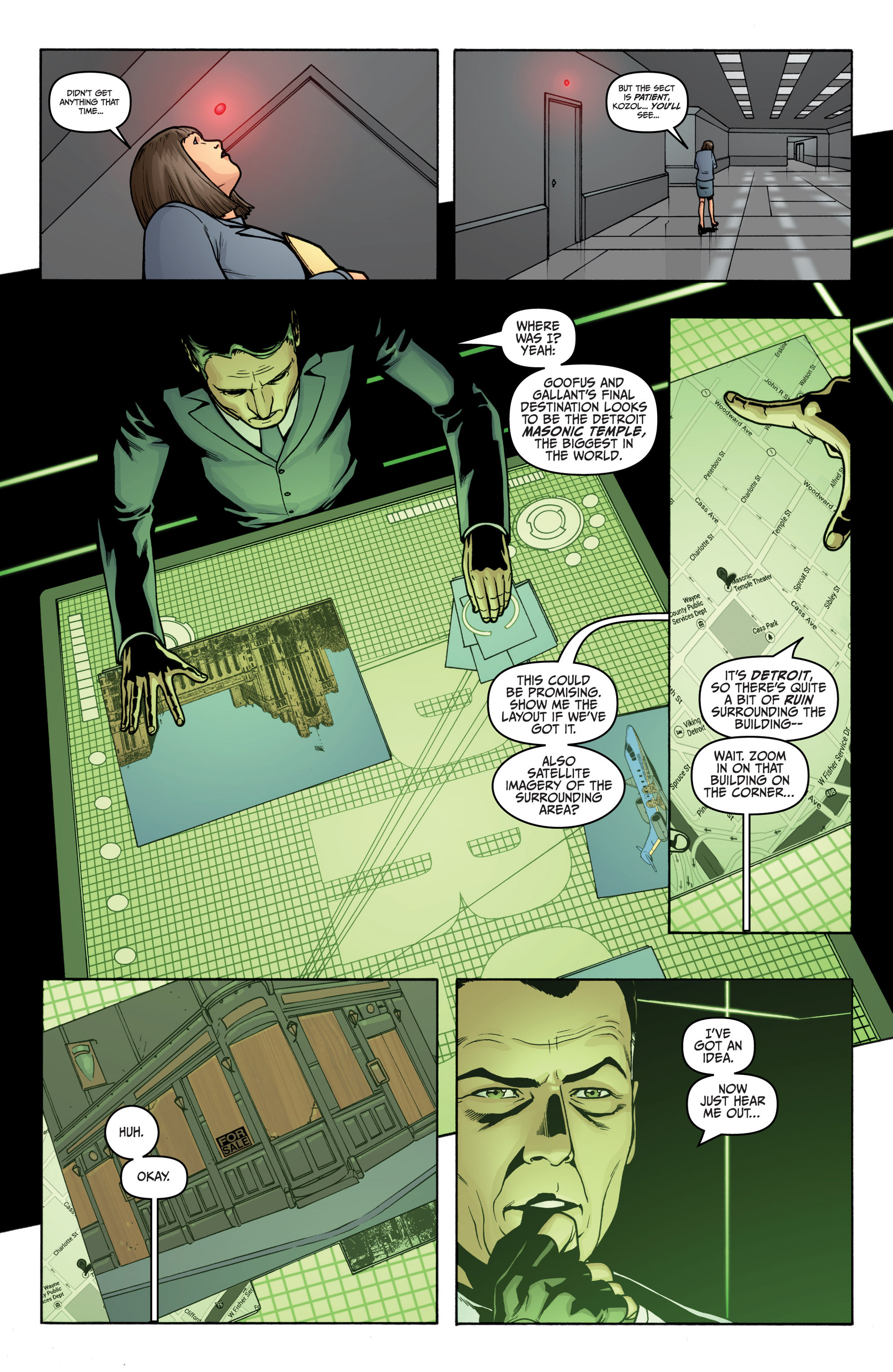 Archer and Armstrong 18 Page 5