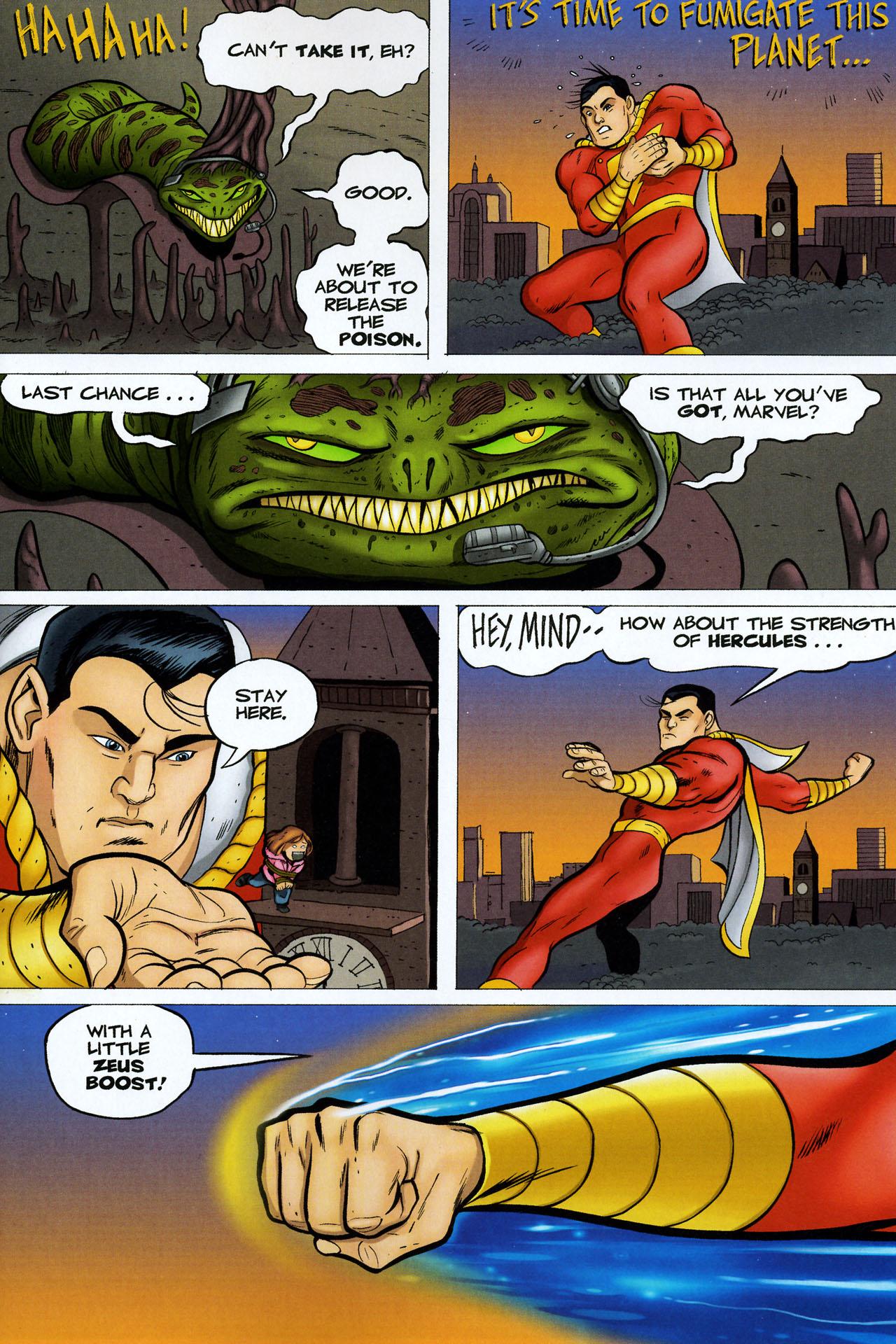 Read online Shazam!: The Monster Society of Evil comic -  Issue #4 - 35