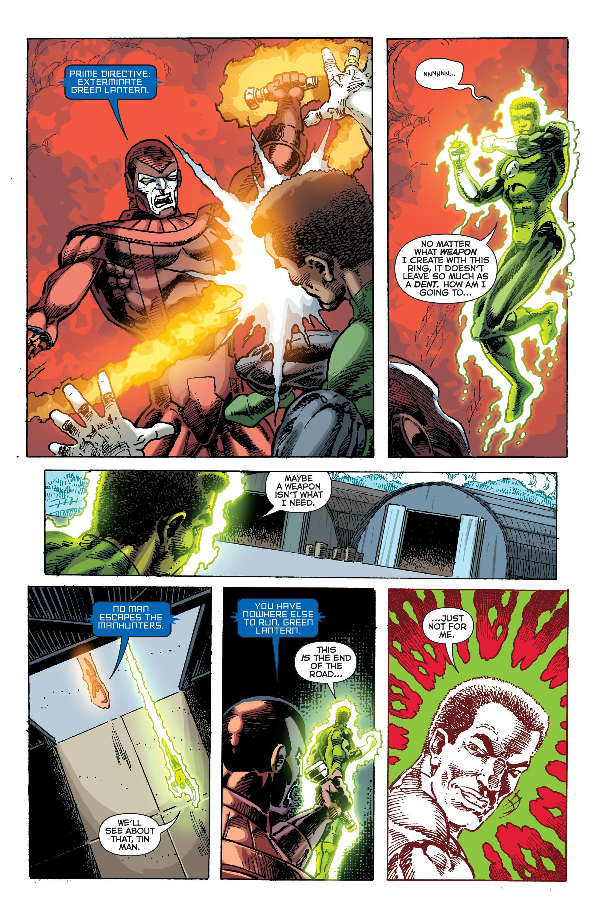 Read online Secret Origins (2014) comic -  Issue #9 - 34