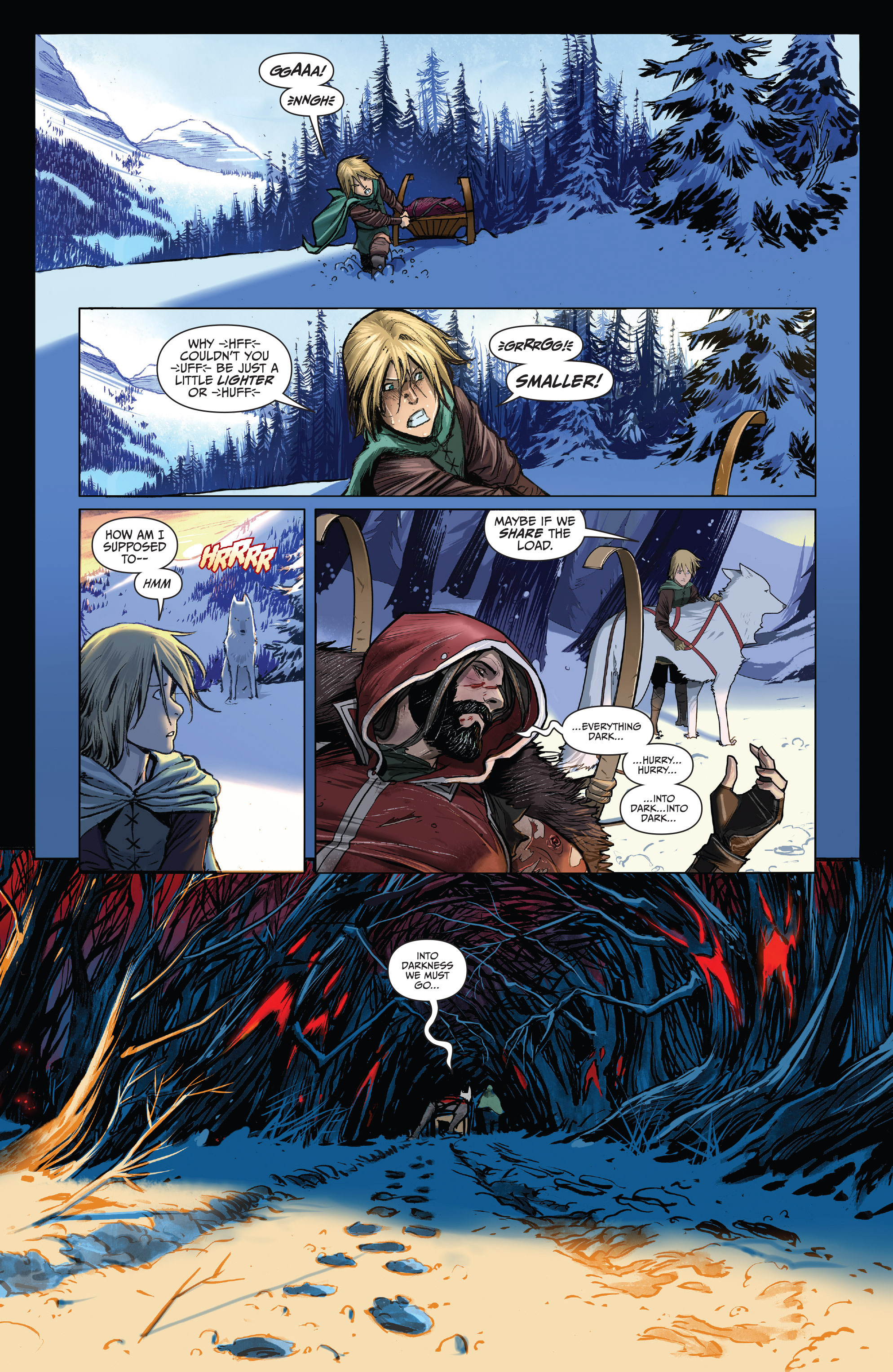 Read online Klaus comic -  Issue #5 - 24