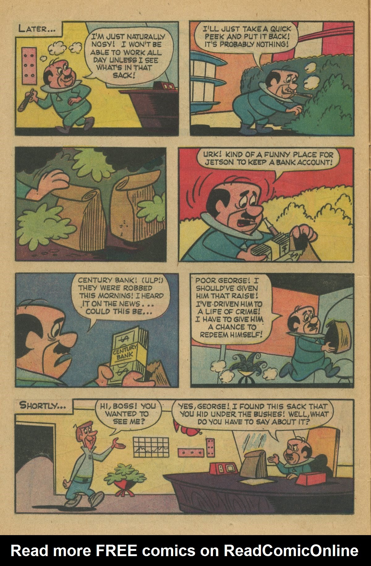 The Jetsons (1963) issue 29 - Page 12