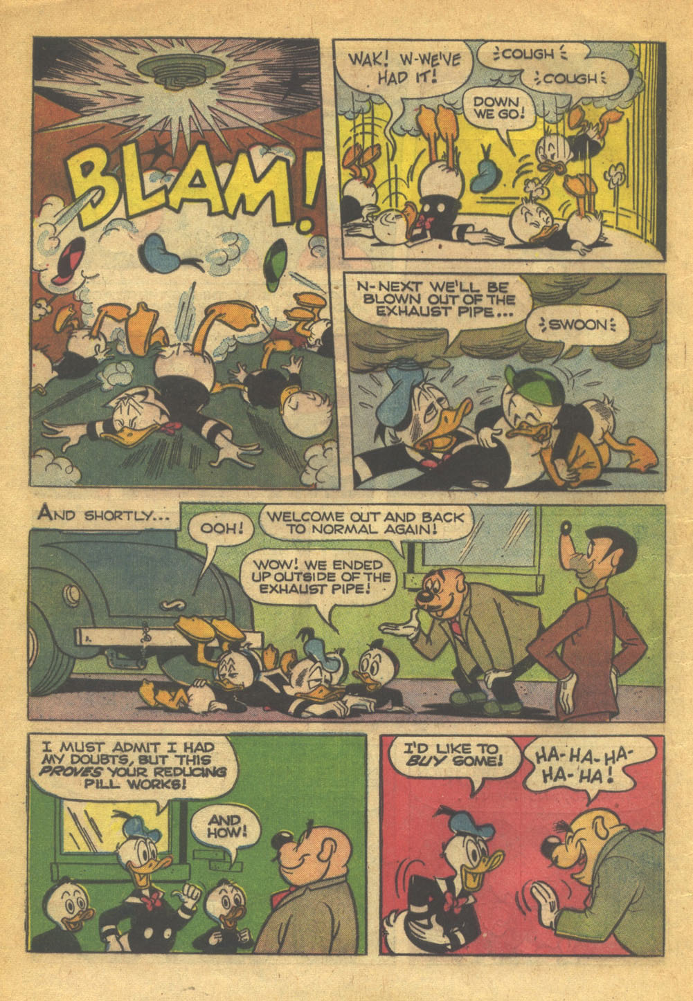 Walt Disney's Comics and Stories issue 331 - Page 8