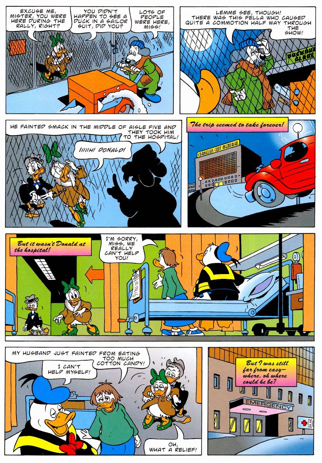 Walt Disney's Comics and Stories issue 641 - Page 39