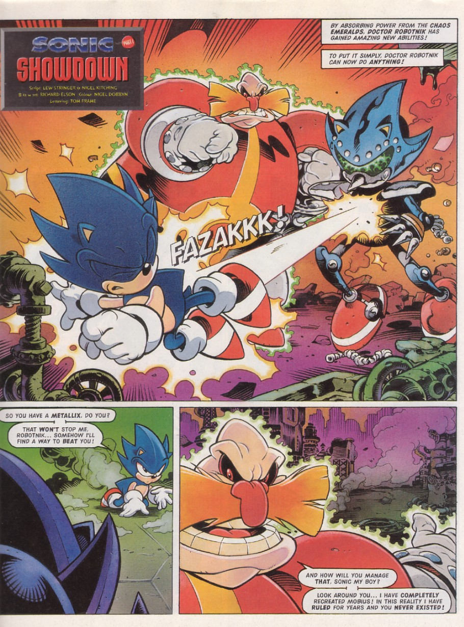 Read online Sonic the Comic comic -  Issue #130 - 3